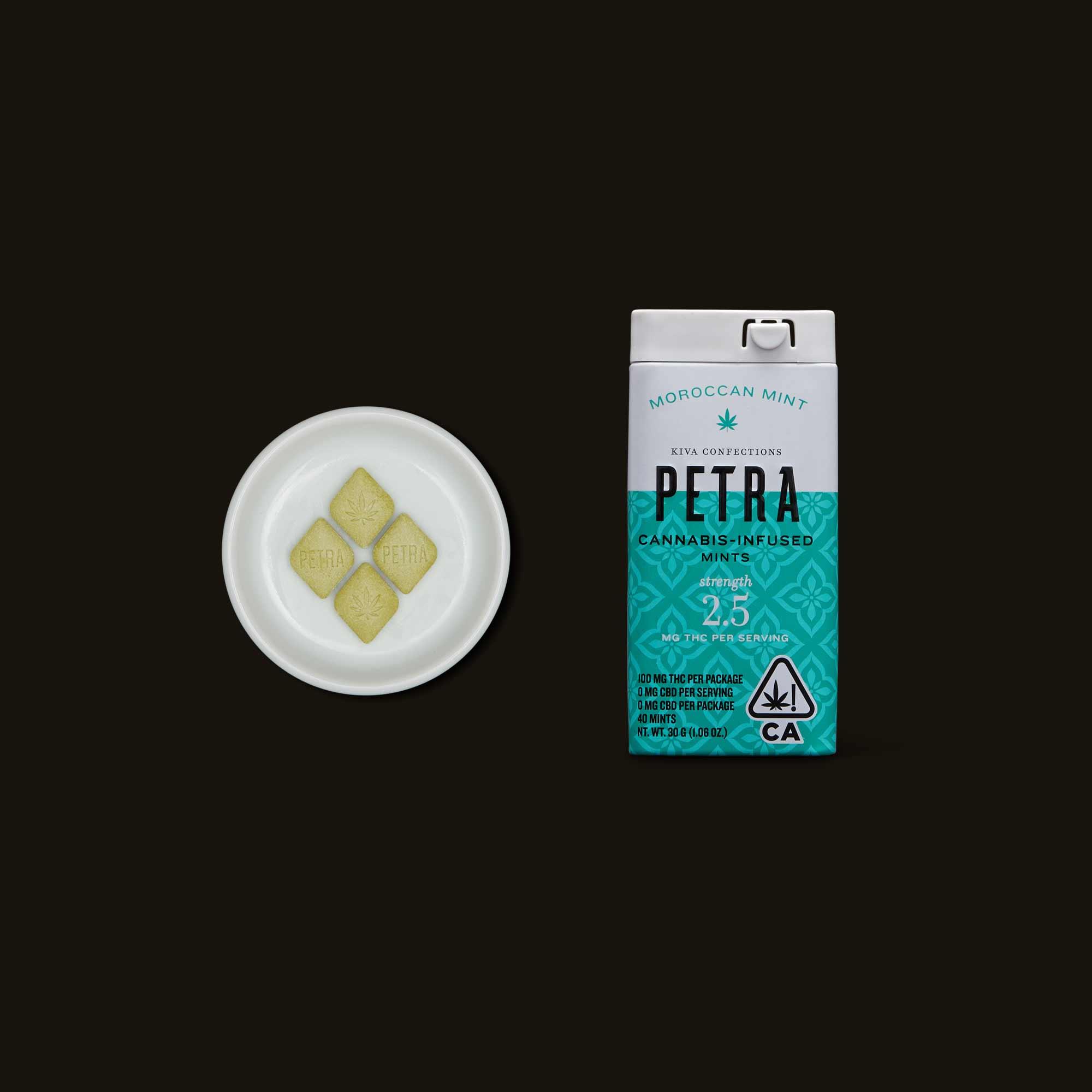 Kiva Confections Petra Moroccan Mints