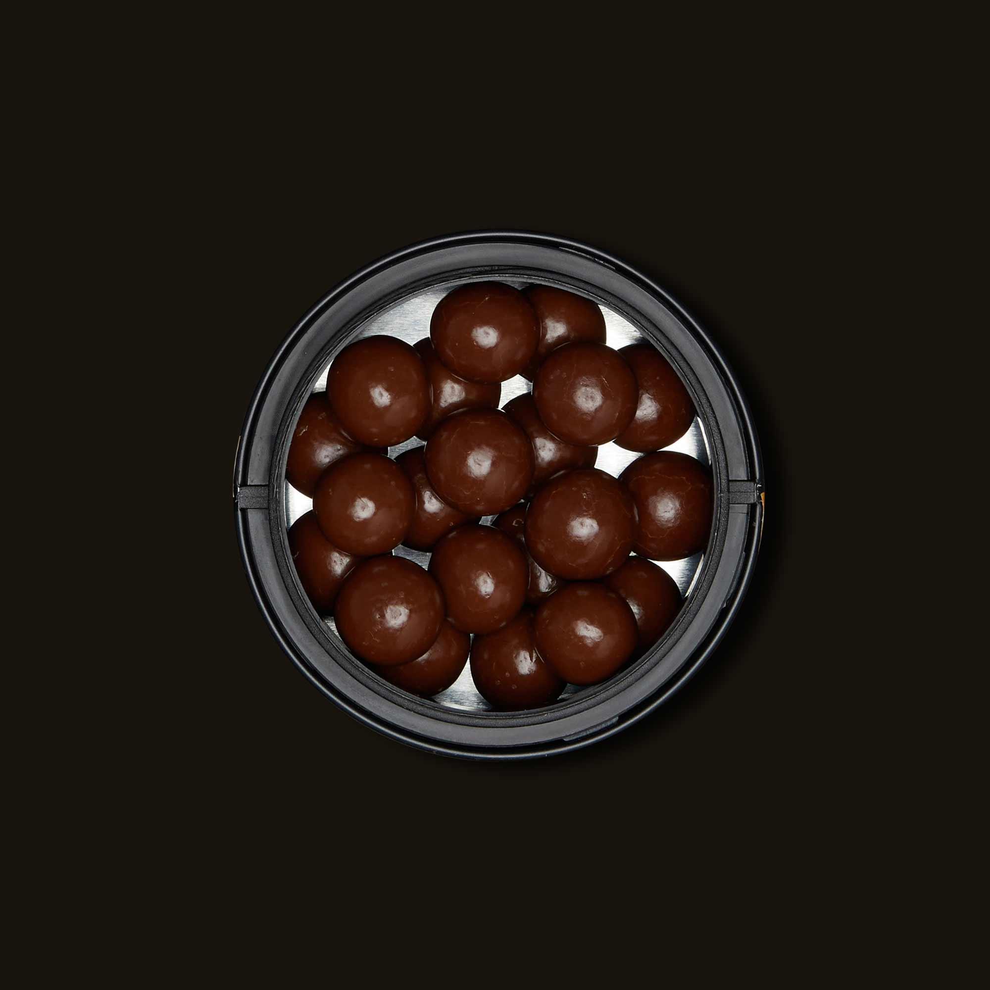 Kiva Confections Terra Sea Salt Caramel Bites