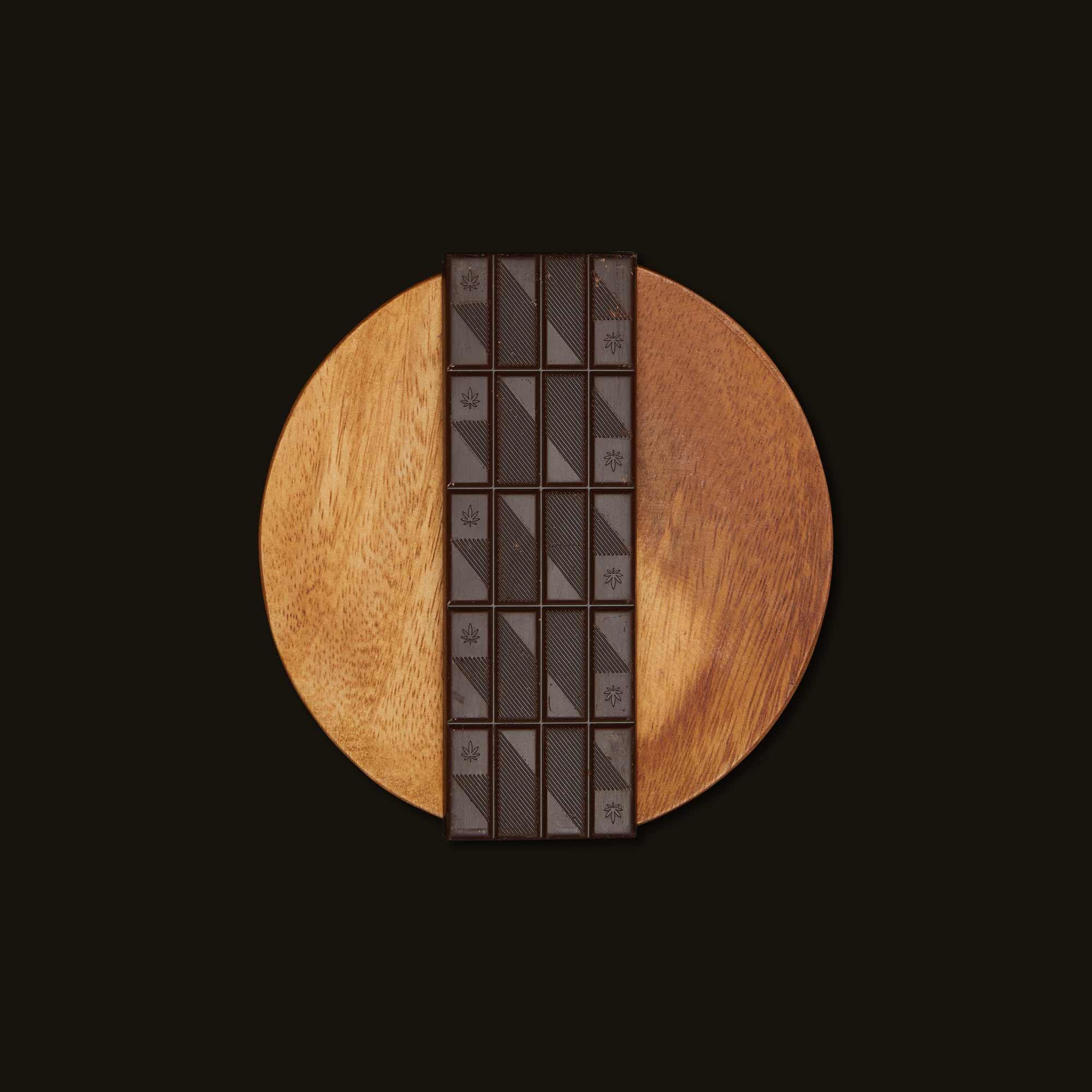 Dark Chocolate Kiva Bar by Kiva Confections