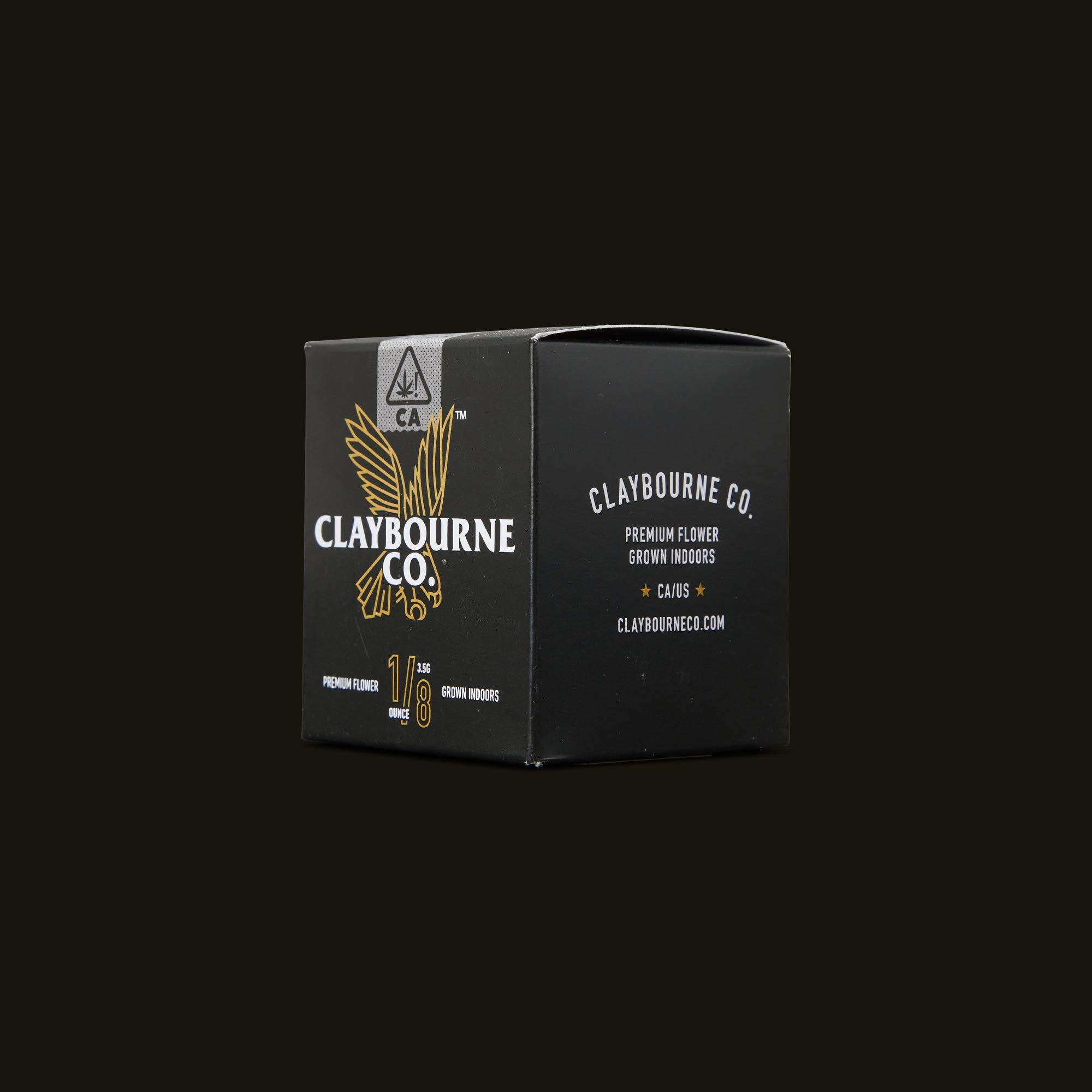 Claybourne Co. Mendo Breath Side Packaging