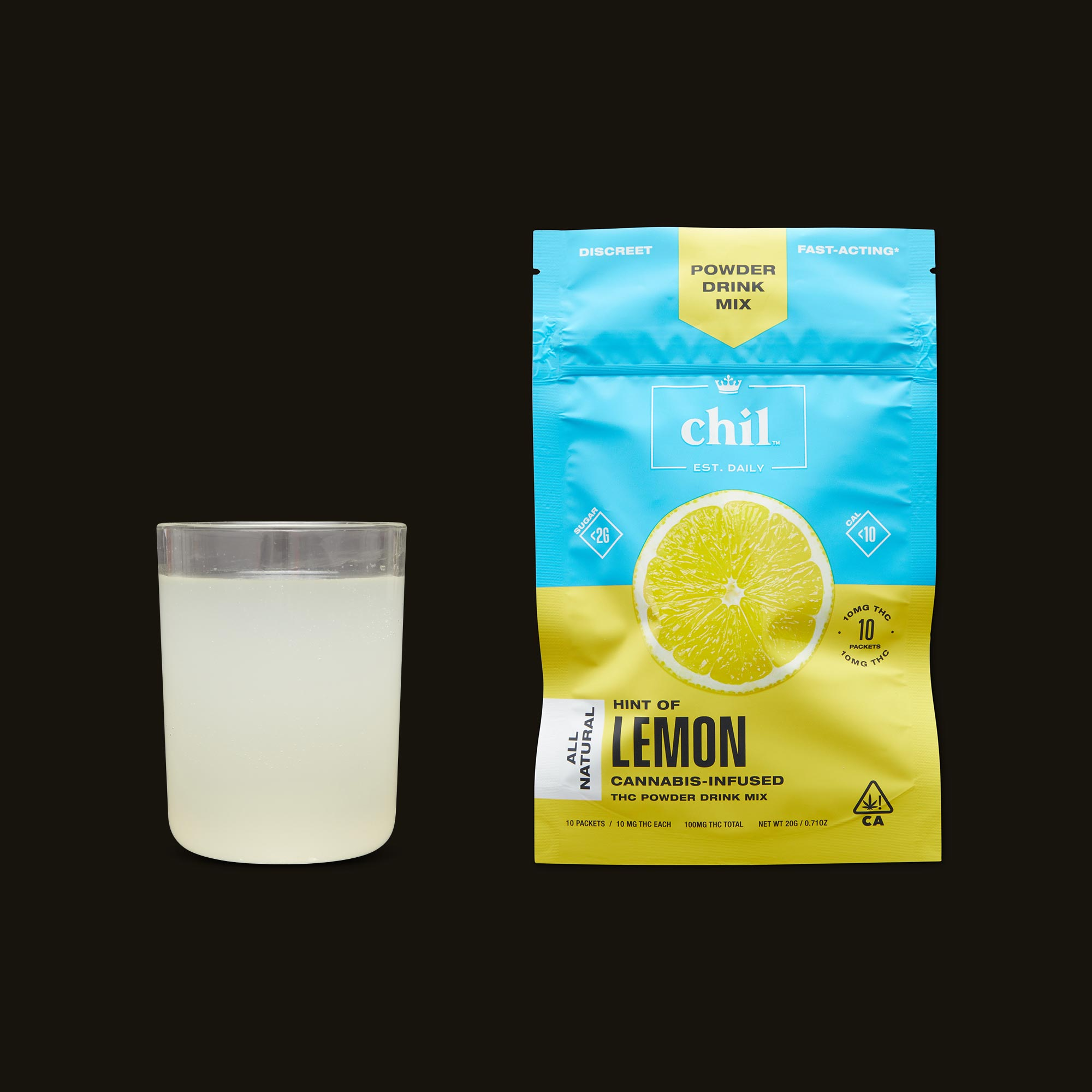 Chil Lemon Mixer