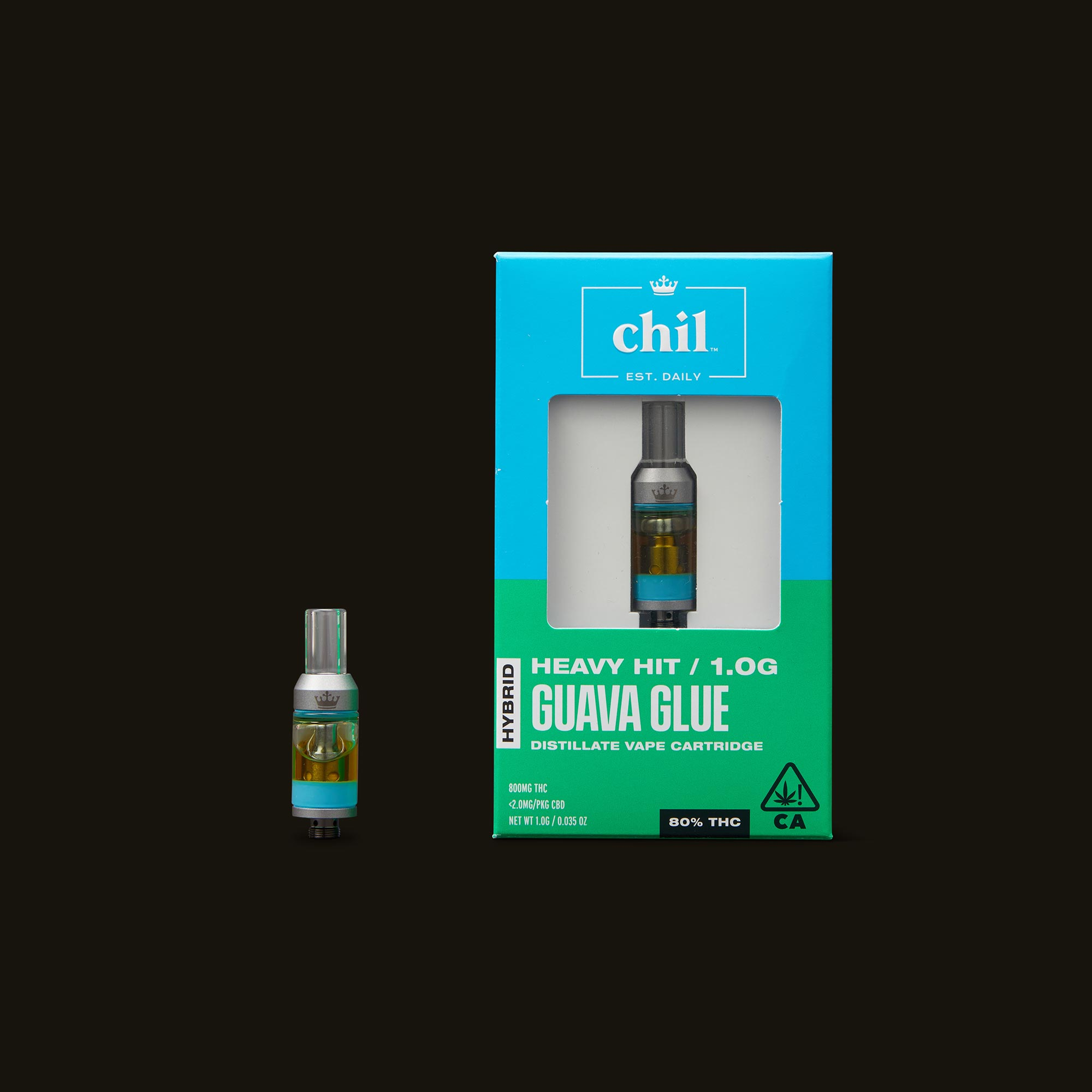 Chil Guava Glue Cartridge with Box