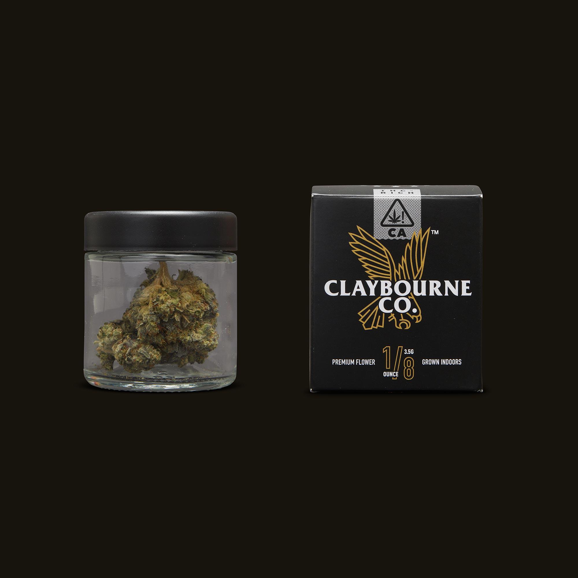 Claybourne Co. Jack Herer