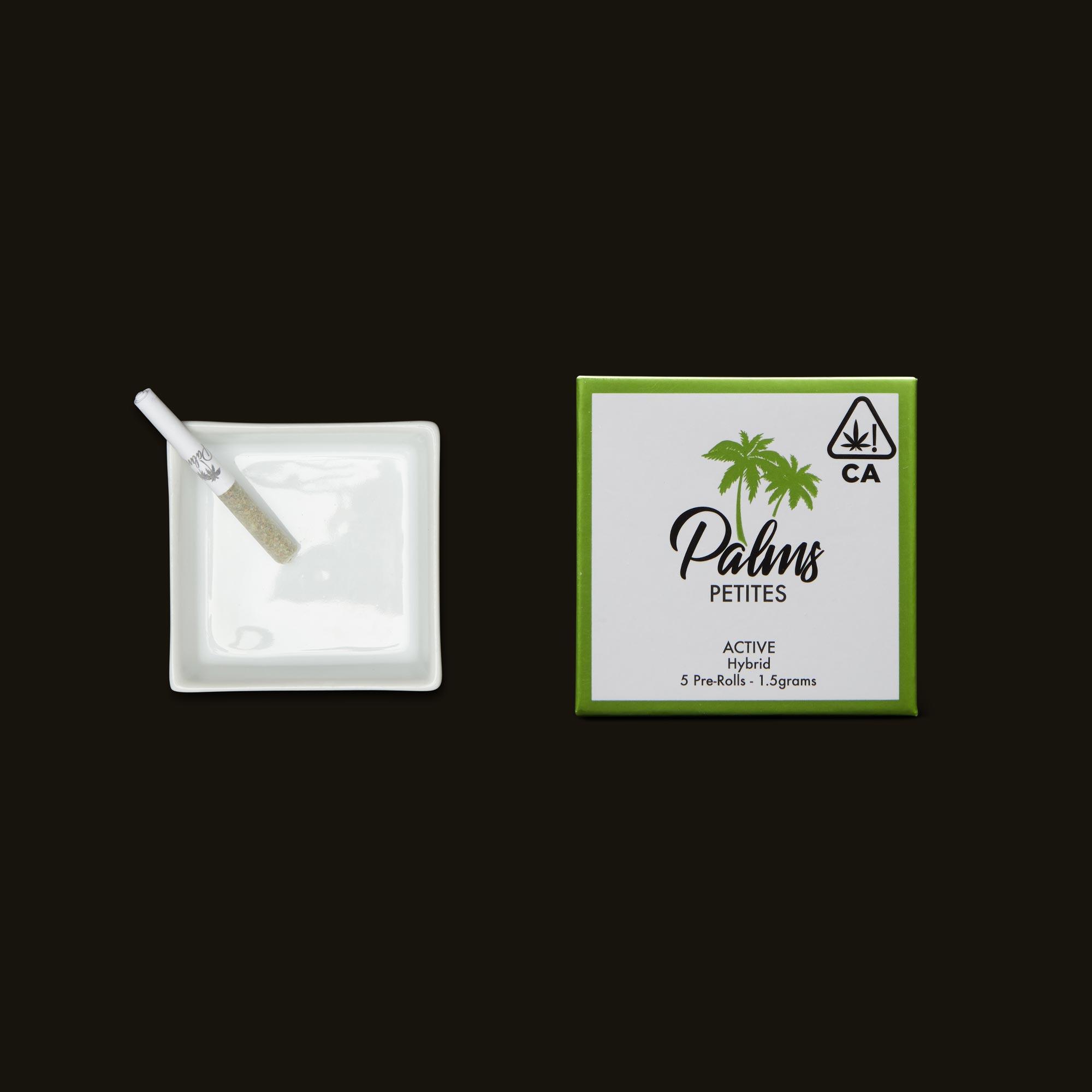 Palms Active Petites 5-Pack