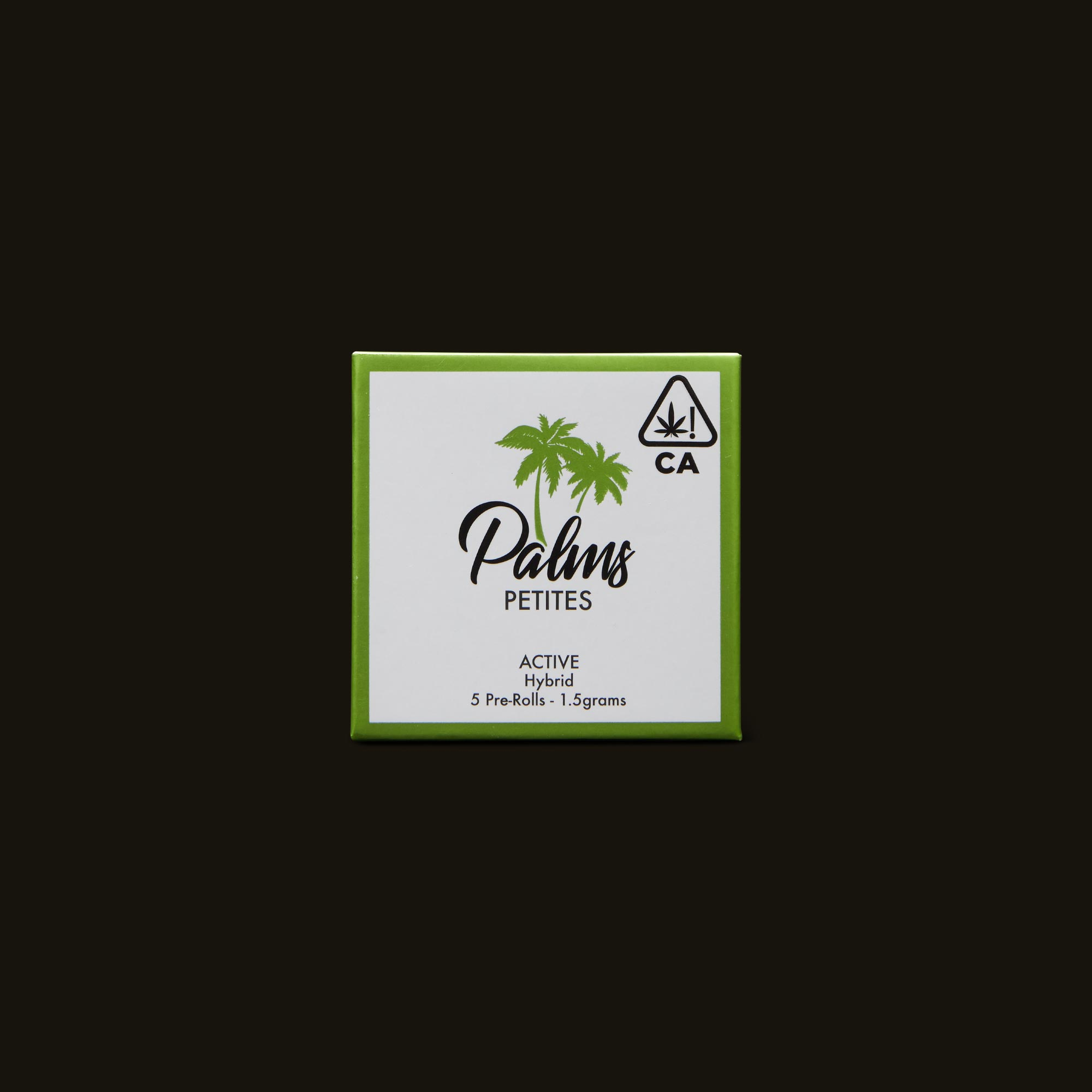 Palms Active Petites 5-Pack Front Box