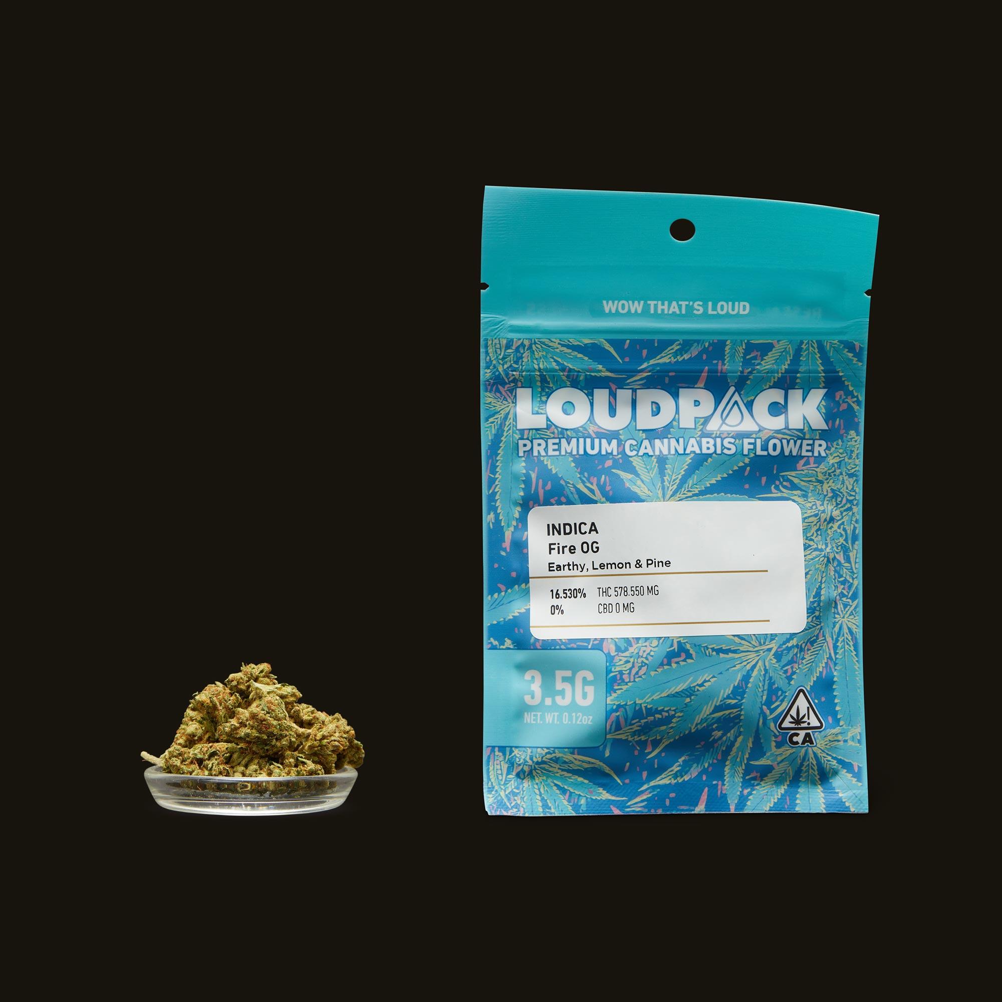 Loudpack Fire OG
