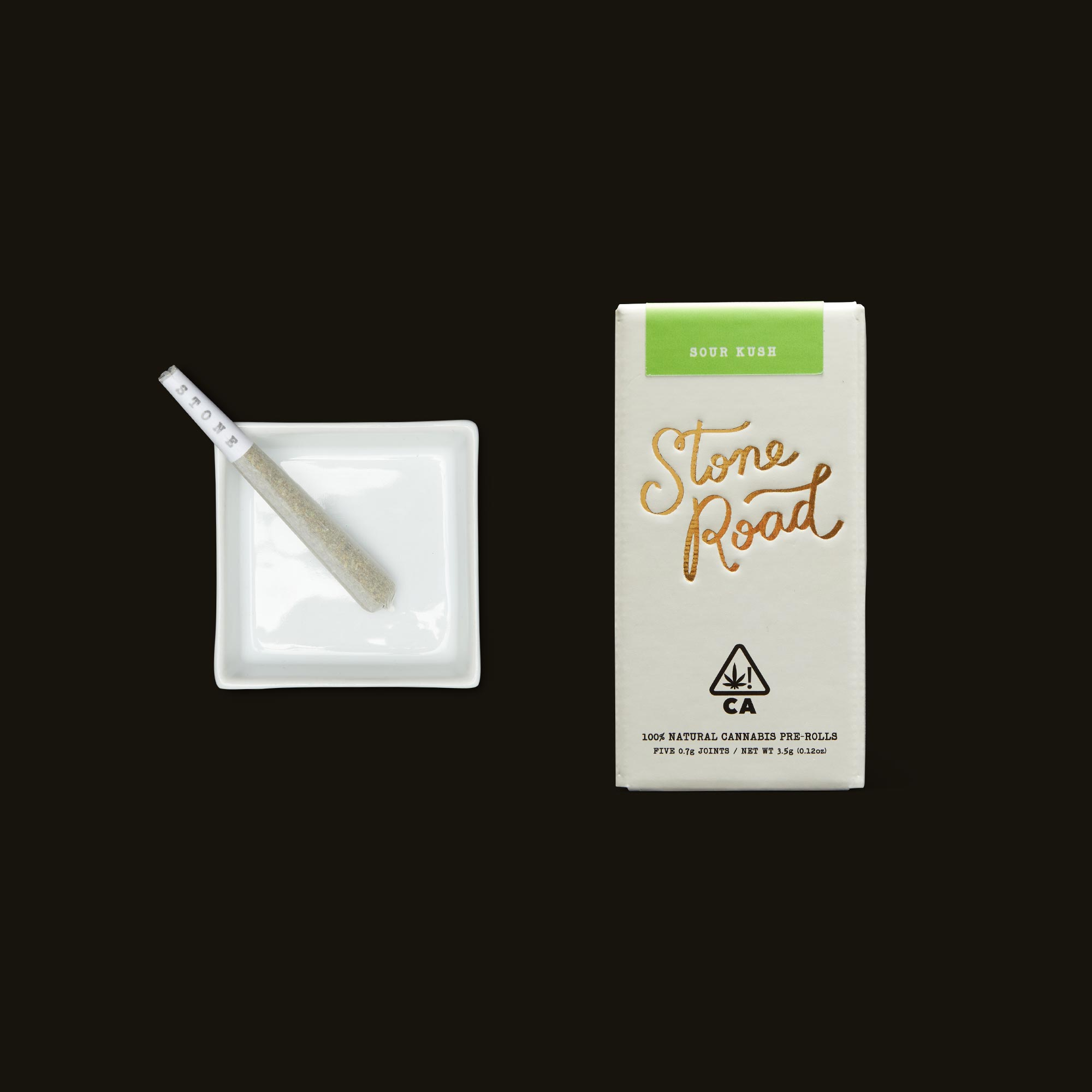 Stone Road Sour Kush Pre-Roll Pack