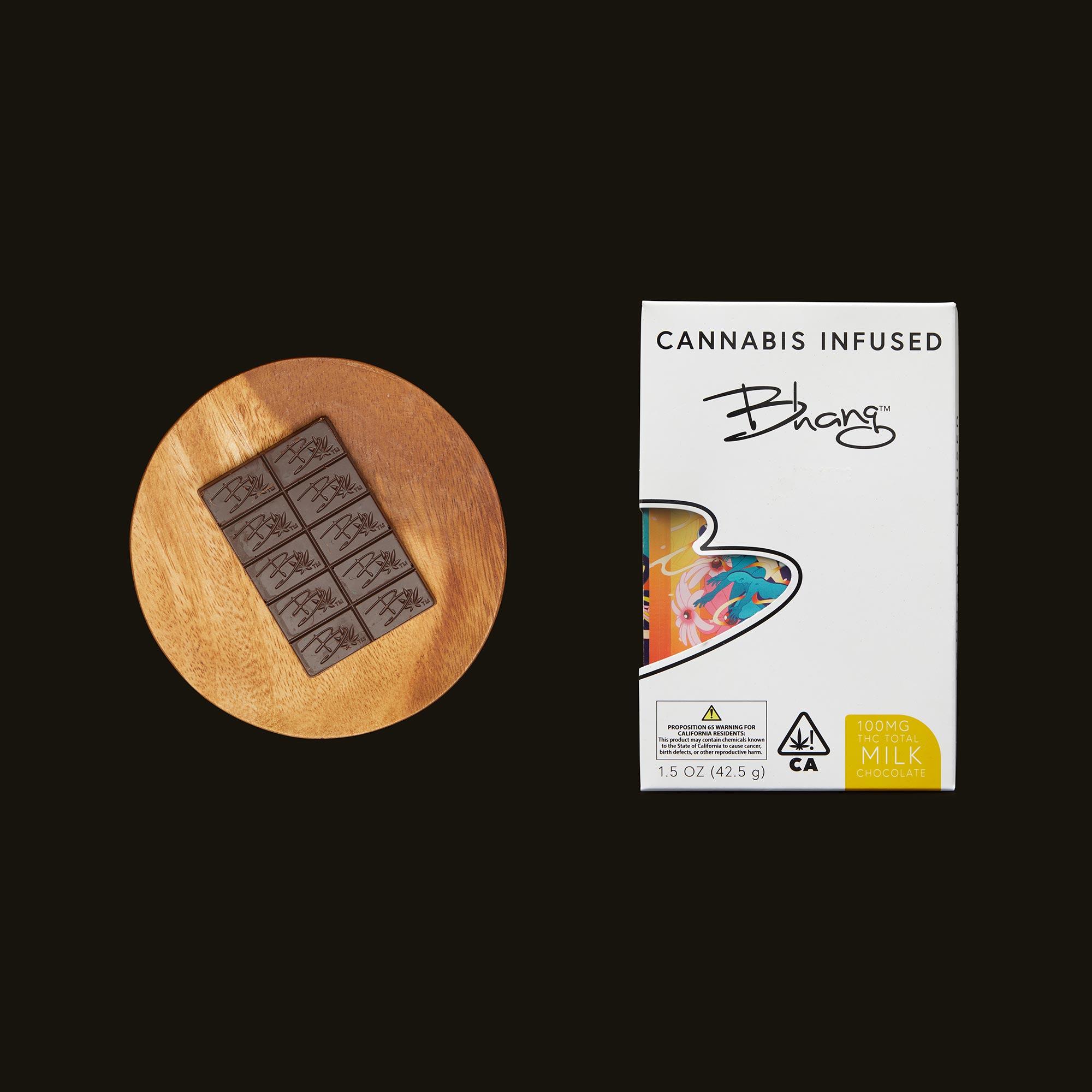 Bhang Milk Chocolate