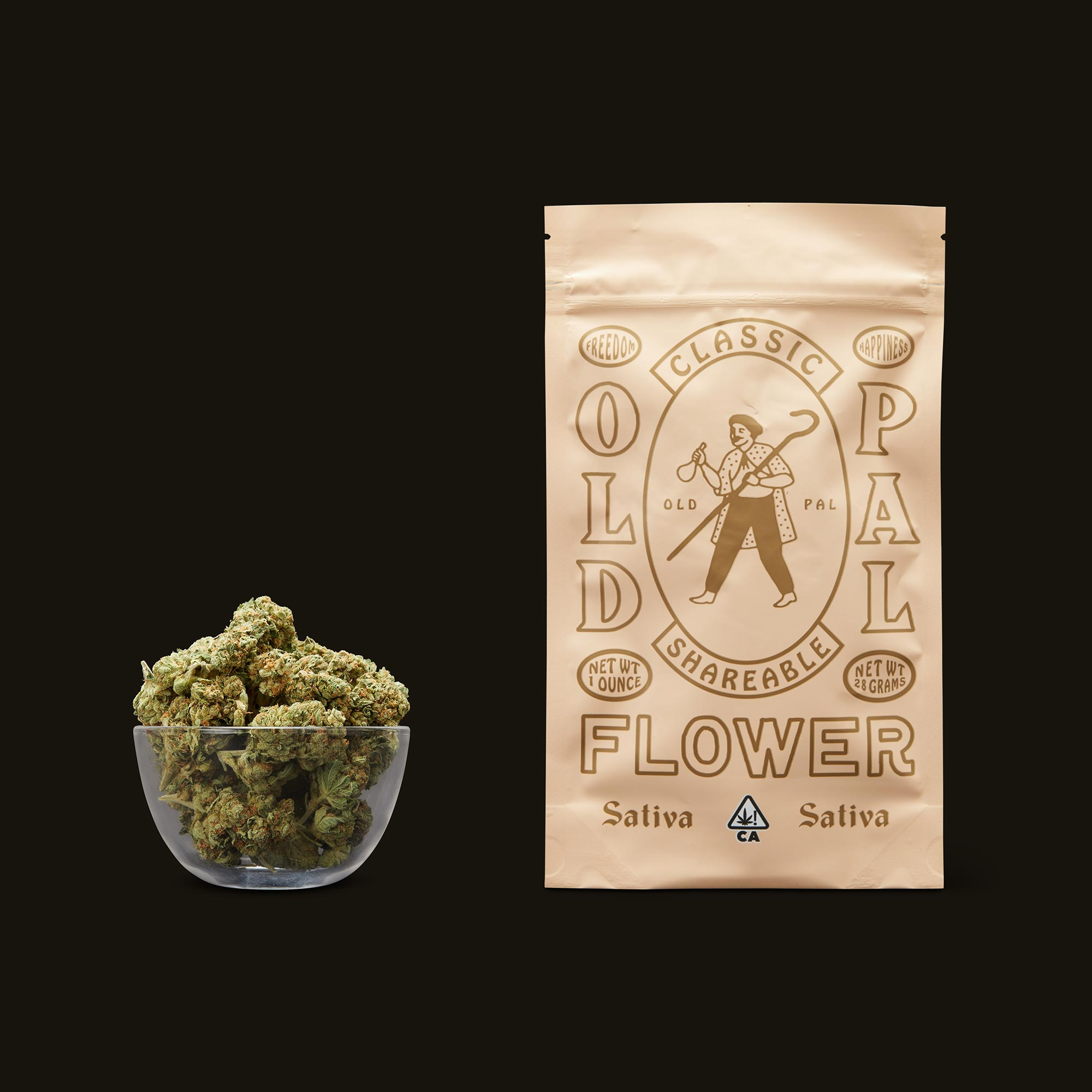 OLD PAL Sativa 1 Ounce