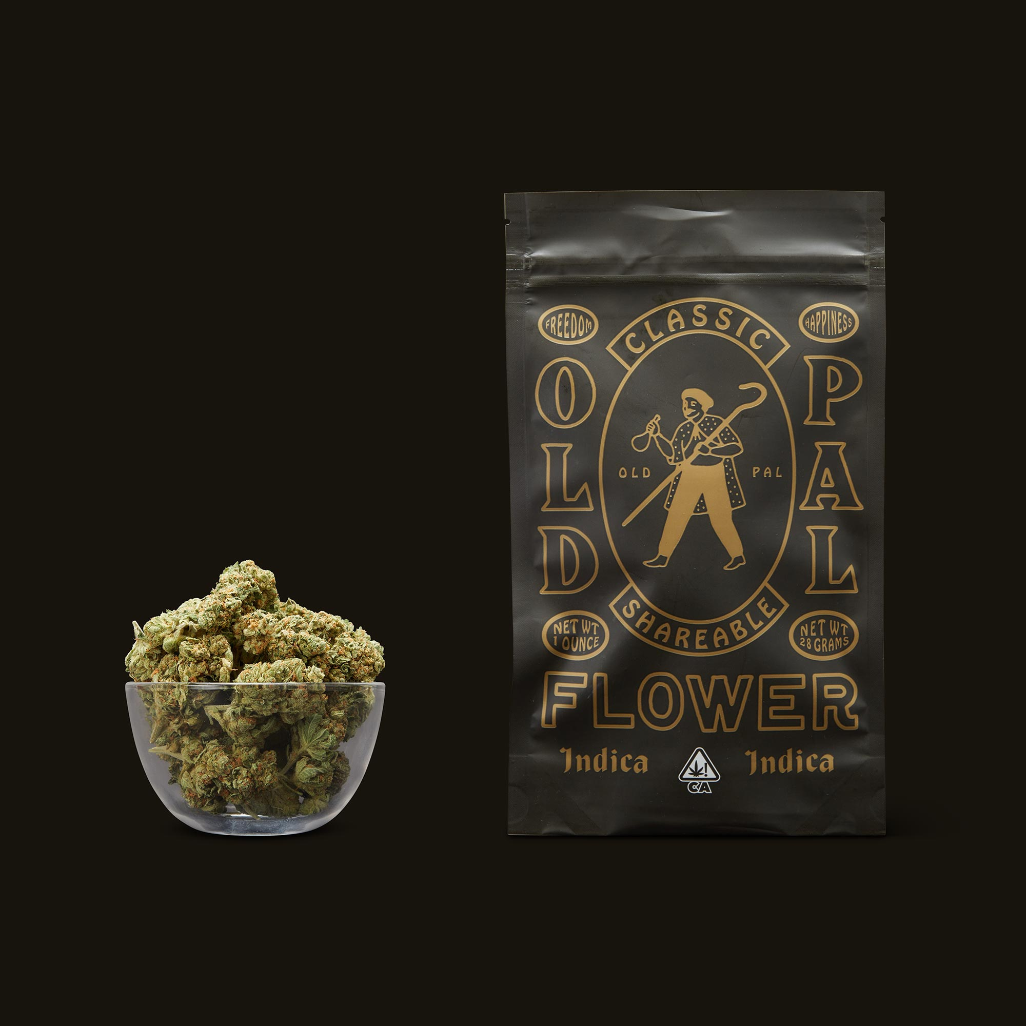 OLD PAL Indica 1 Ounce