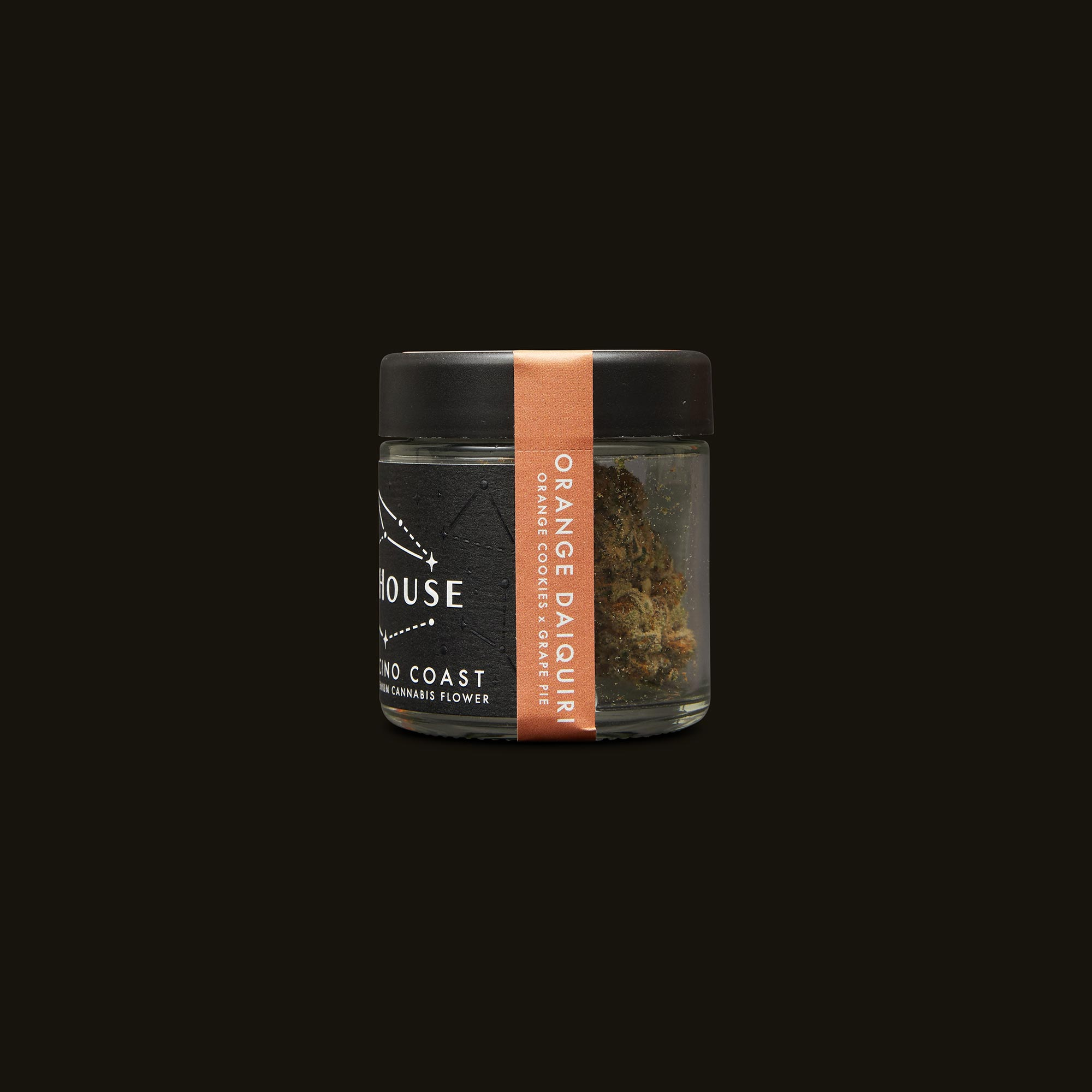LitHouse Orange Daiquiri Side Packaging