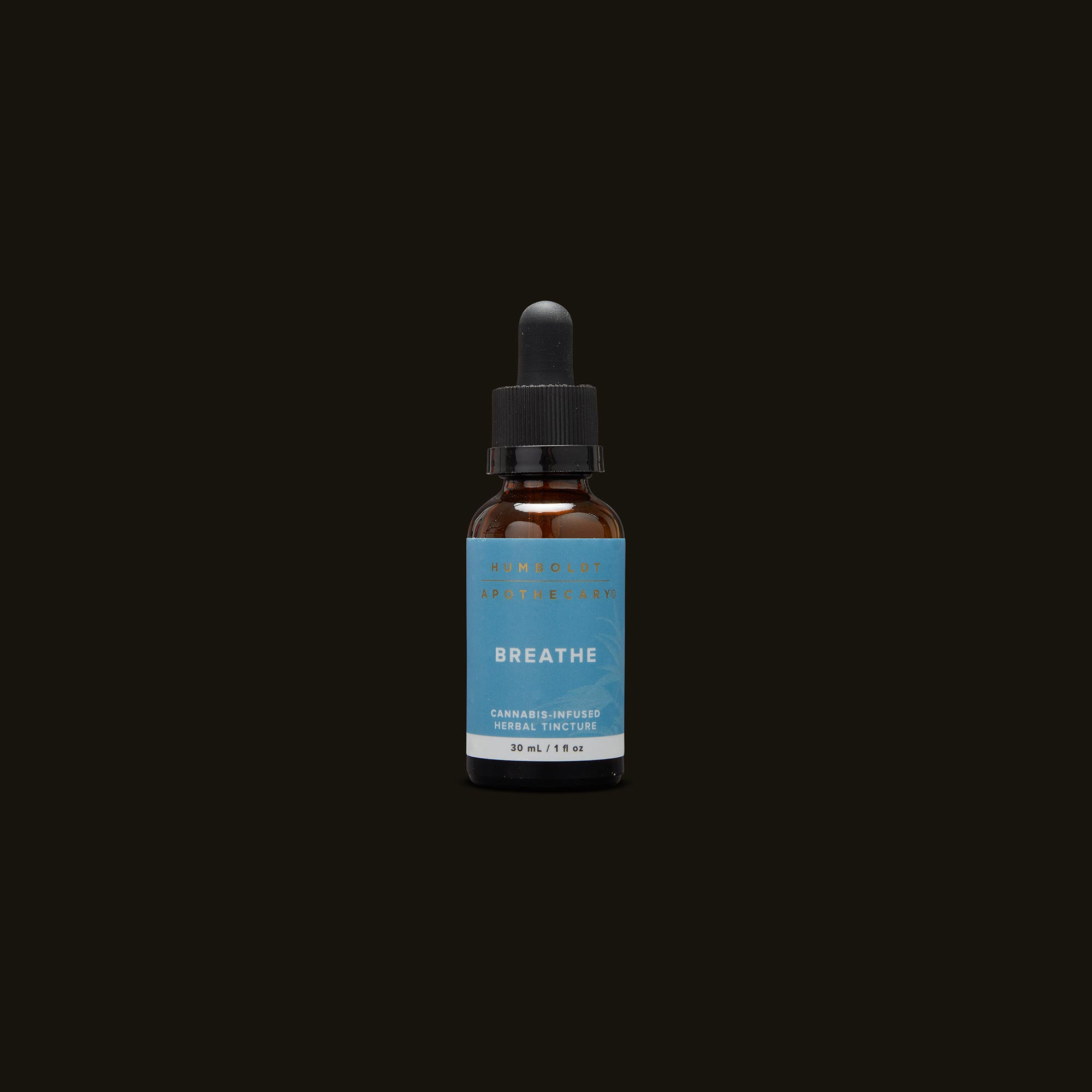 Humboldt Apothecary Breathe Front Tincture