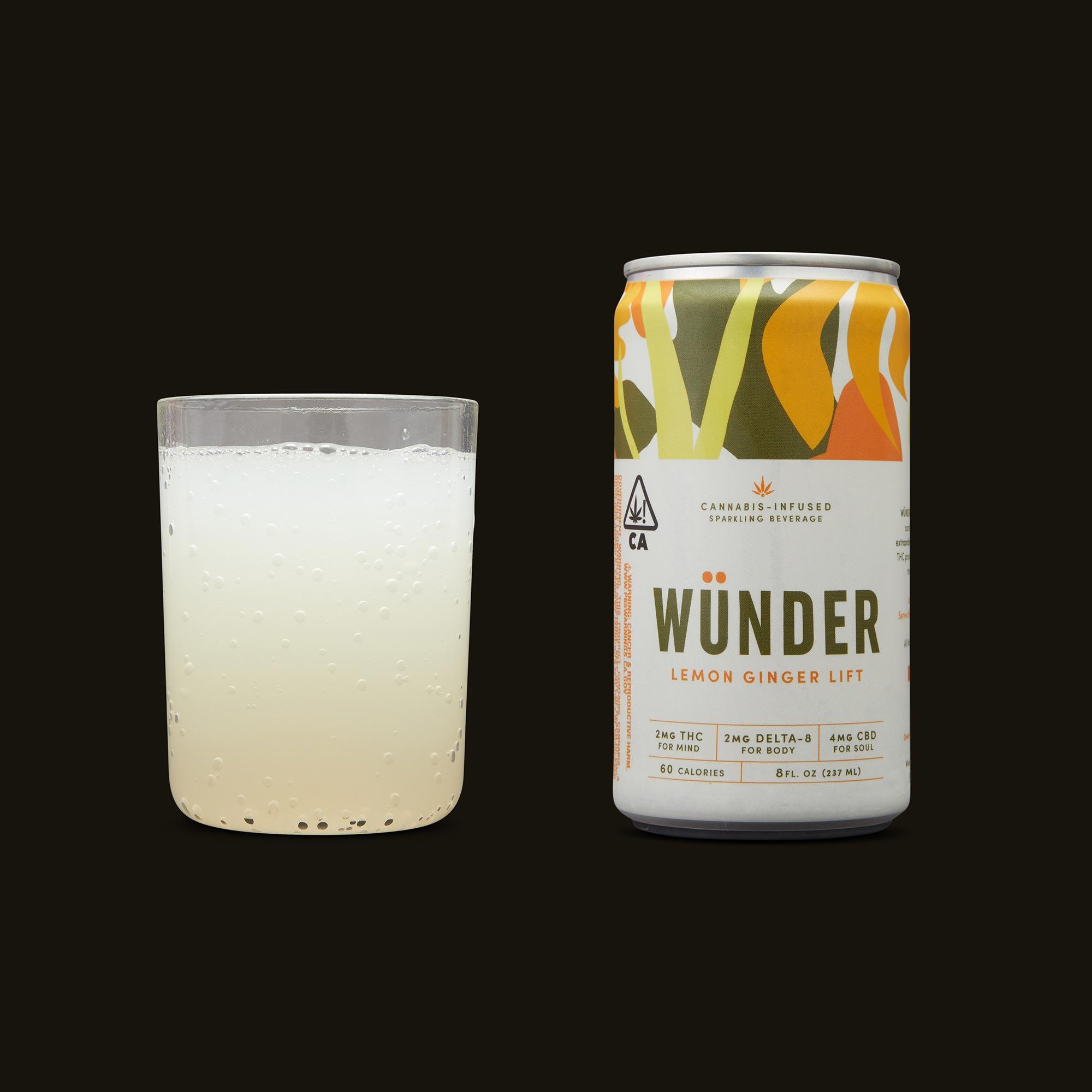Wunder Lemon Ginger Lift