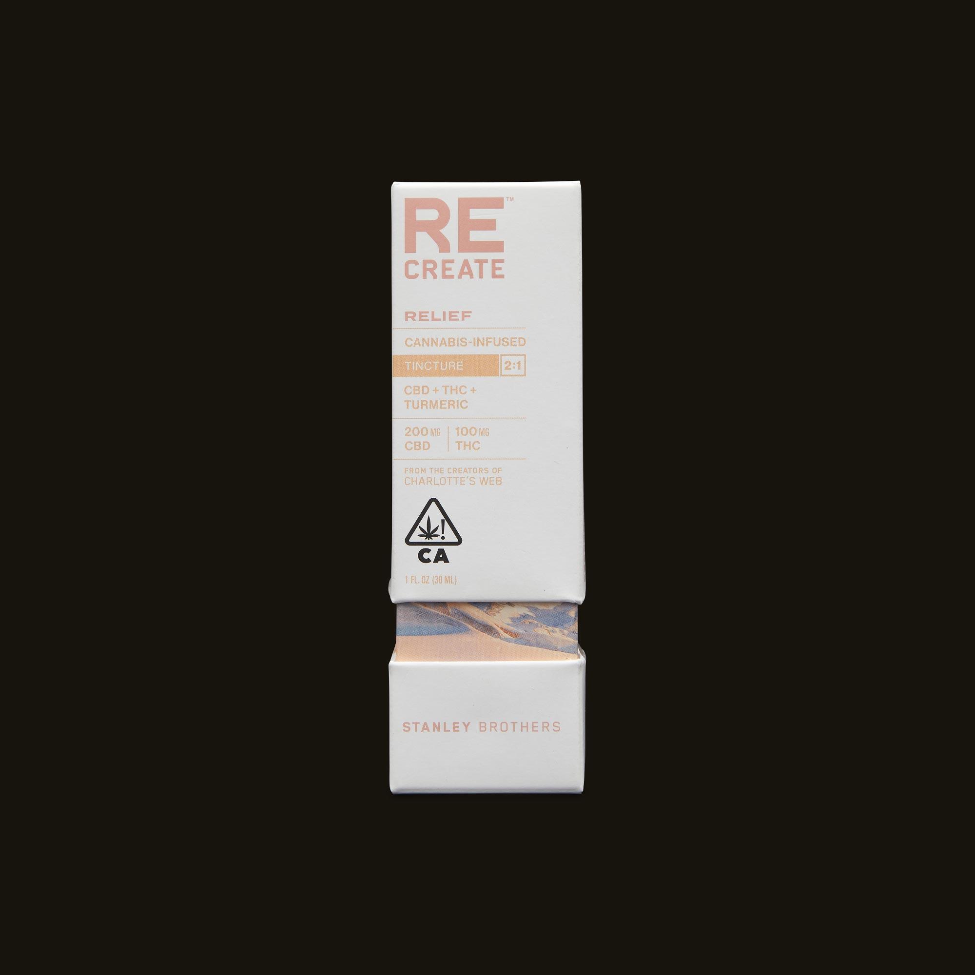 ReCreate Relief Tincture