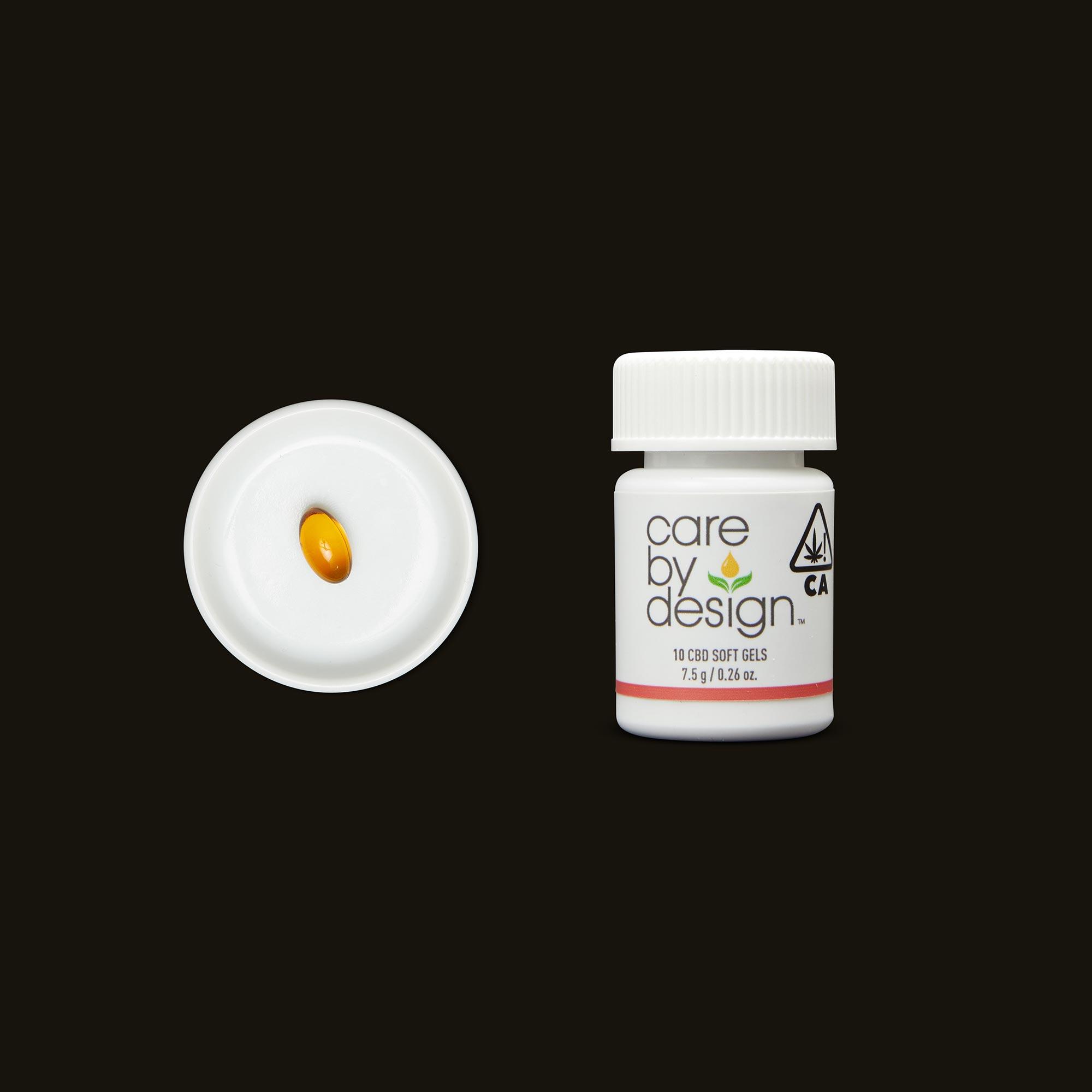 Care By Design 1:1 Soft Gels 10-Pack