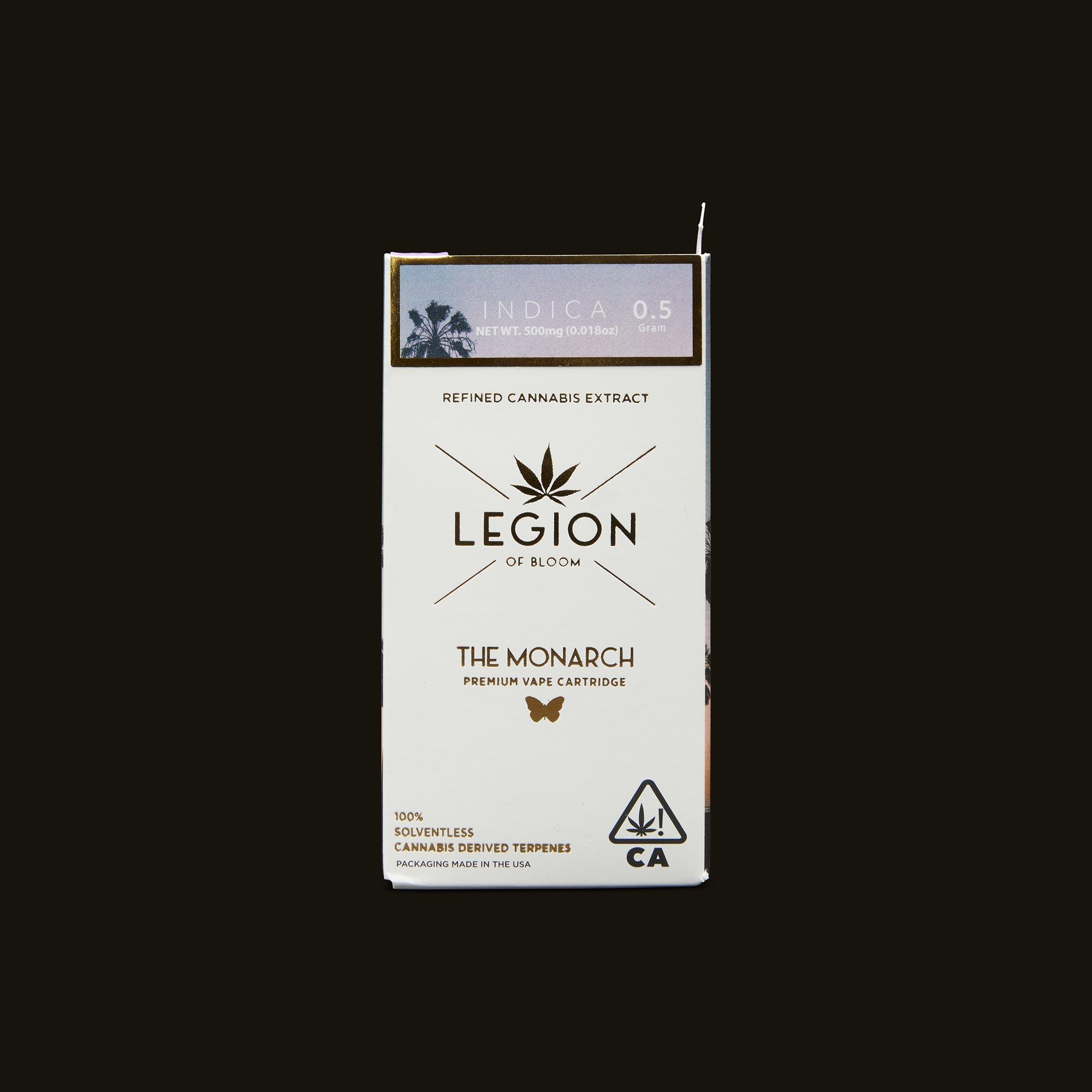 Legion of Bloom Orange Apricot Monarch .5g