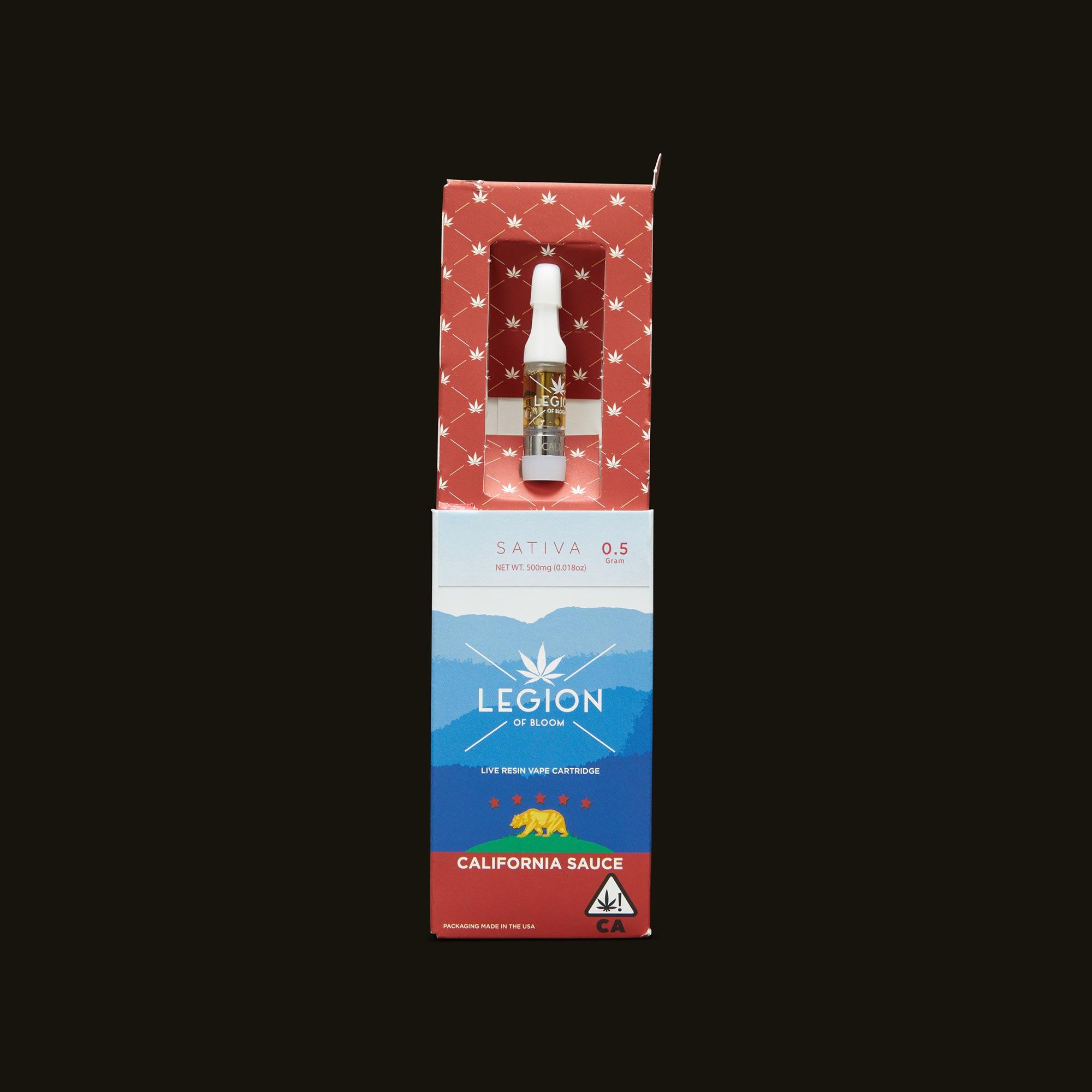 Legion of Bloom NYC Diesel Sauce Cartridge