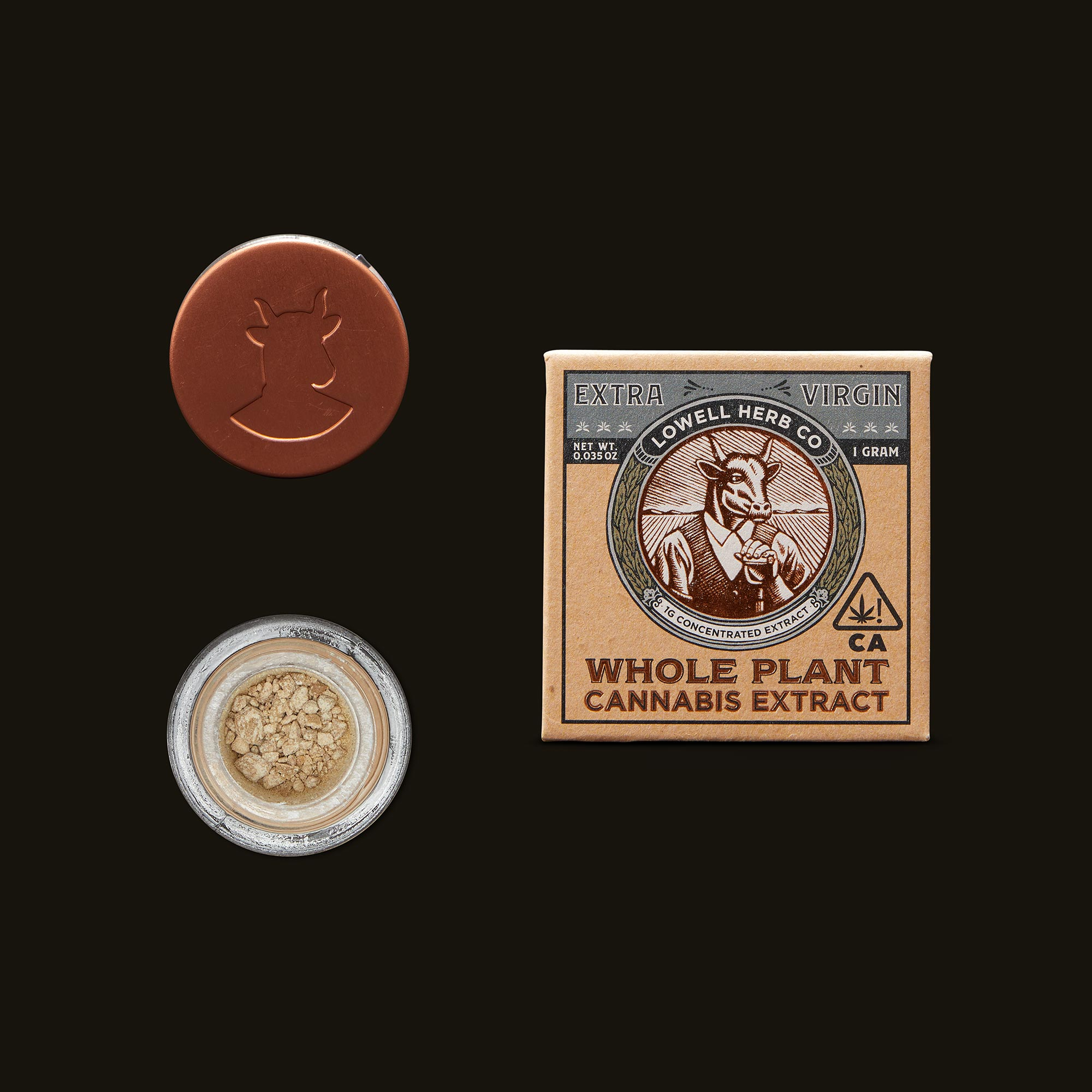Lowell Herb Co. Banana Punch Bubble Hash