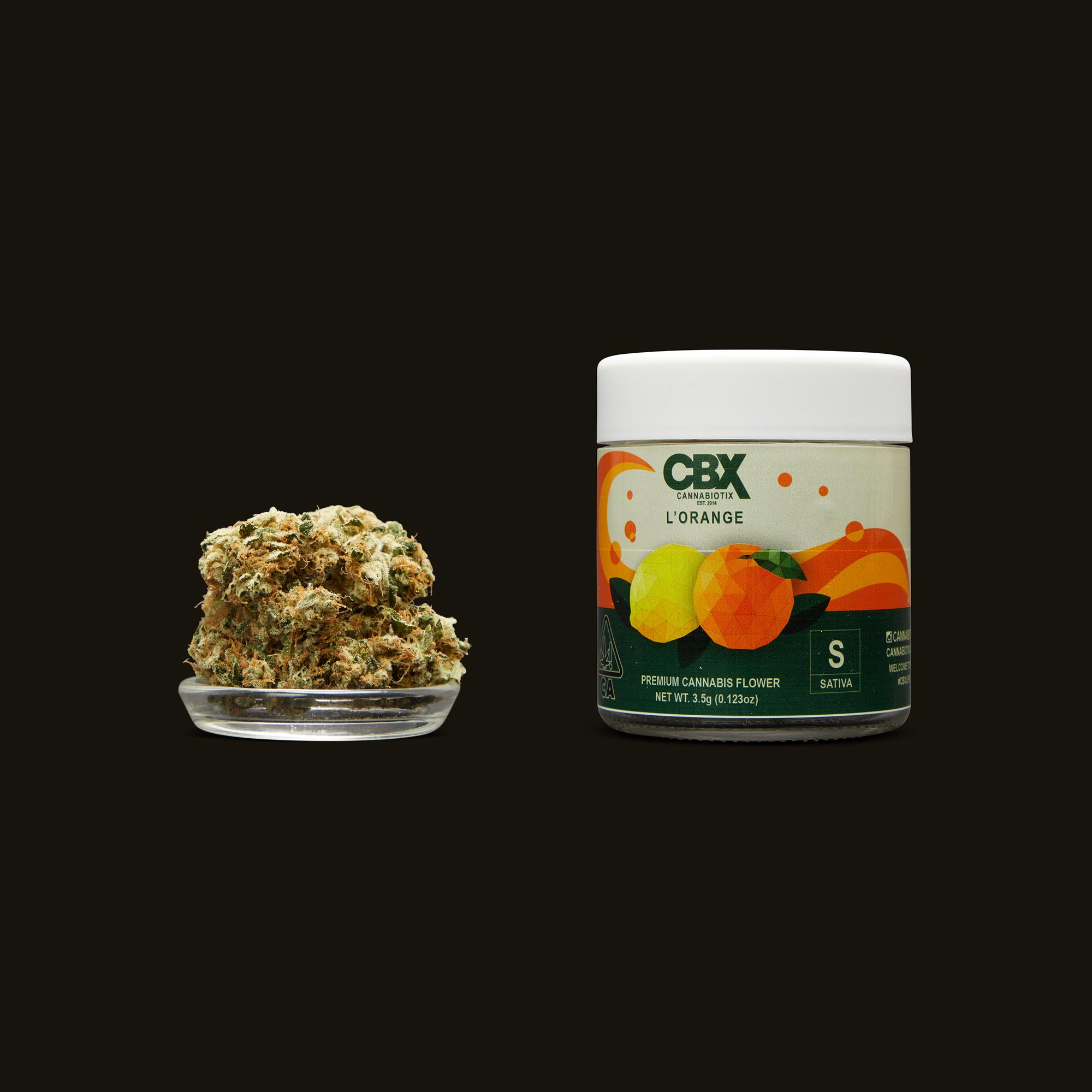 Cannabiotix (CBX) L'Orange
