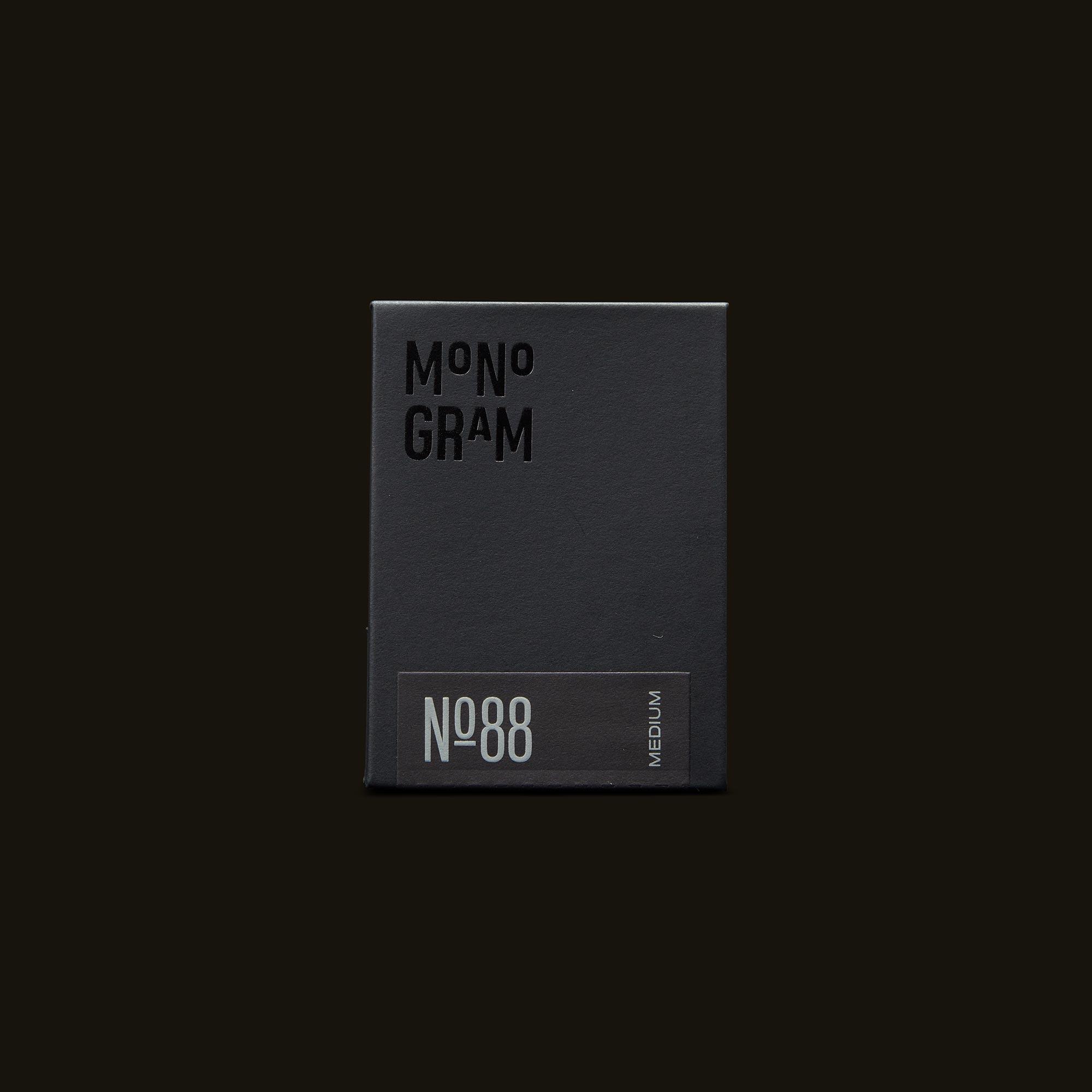 Monogram No.88 Loosies Pre-Roll Pack - Medium Front Packaging
