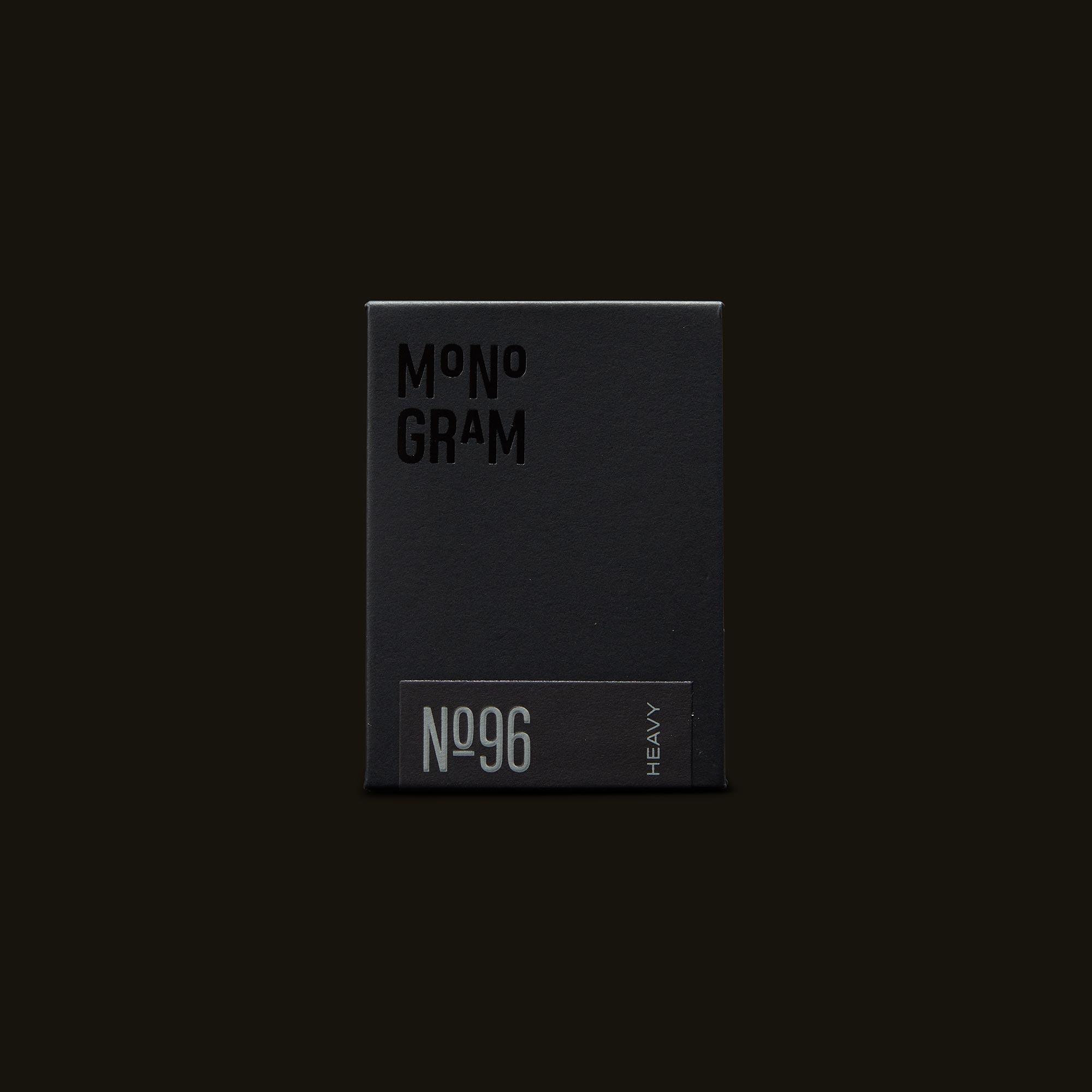 Monogram No.96 Loosies Pre-Roll Pack - Heavy Front Packaging