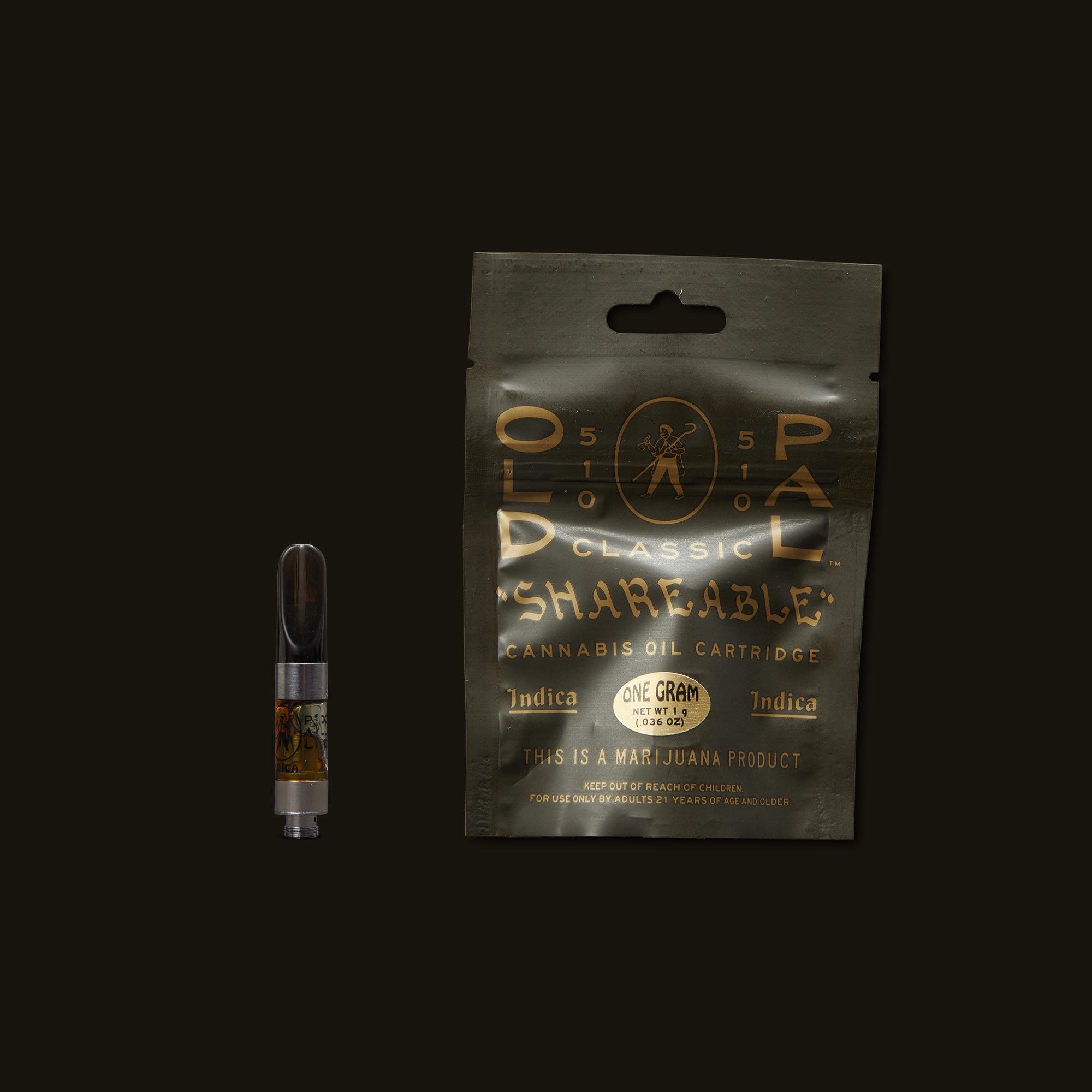 OLD PAL OG Kush Cartridge - 1g