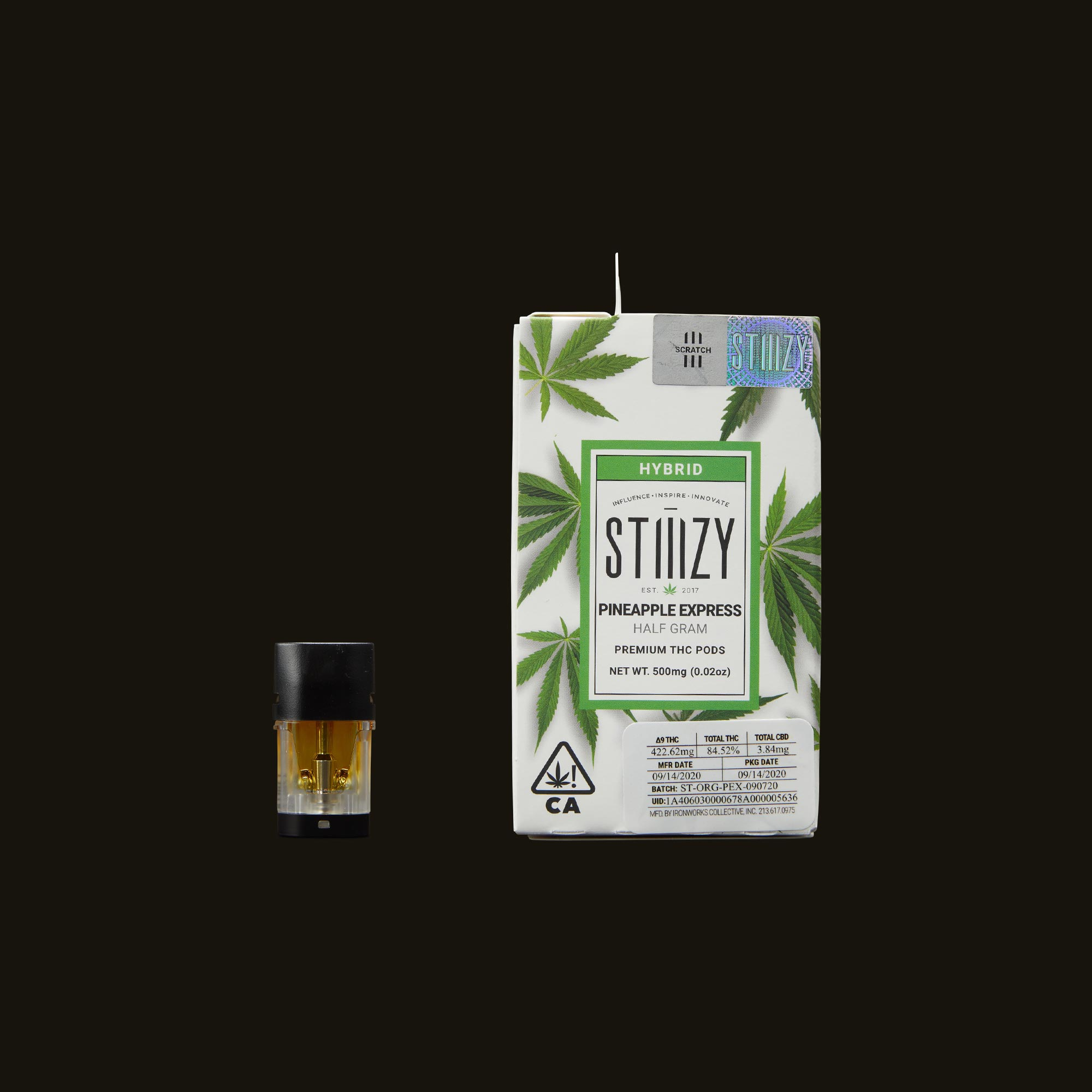 Stiiizy Pineapple Express Pod