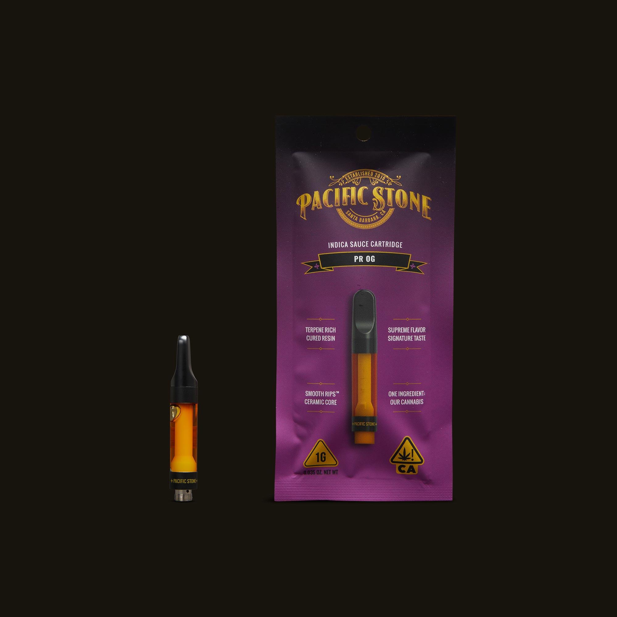 Pacific Stone PR OG Cartridge