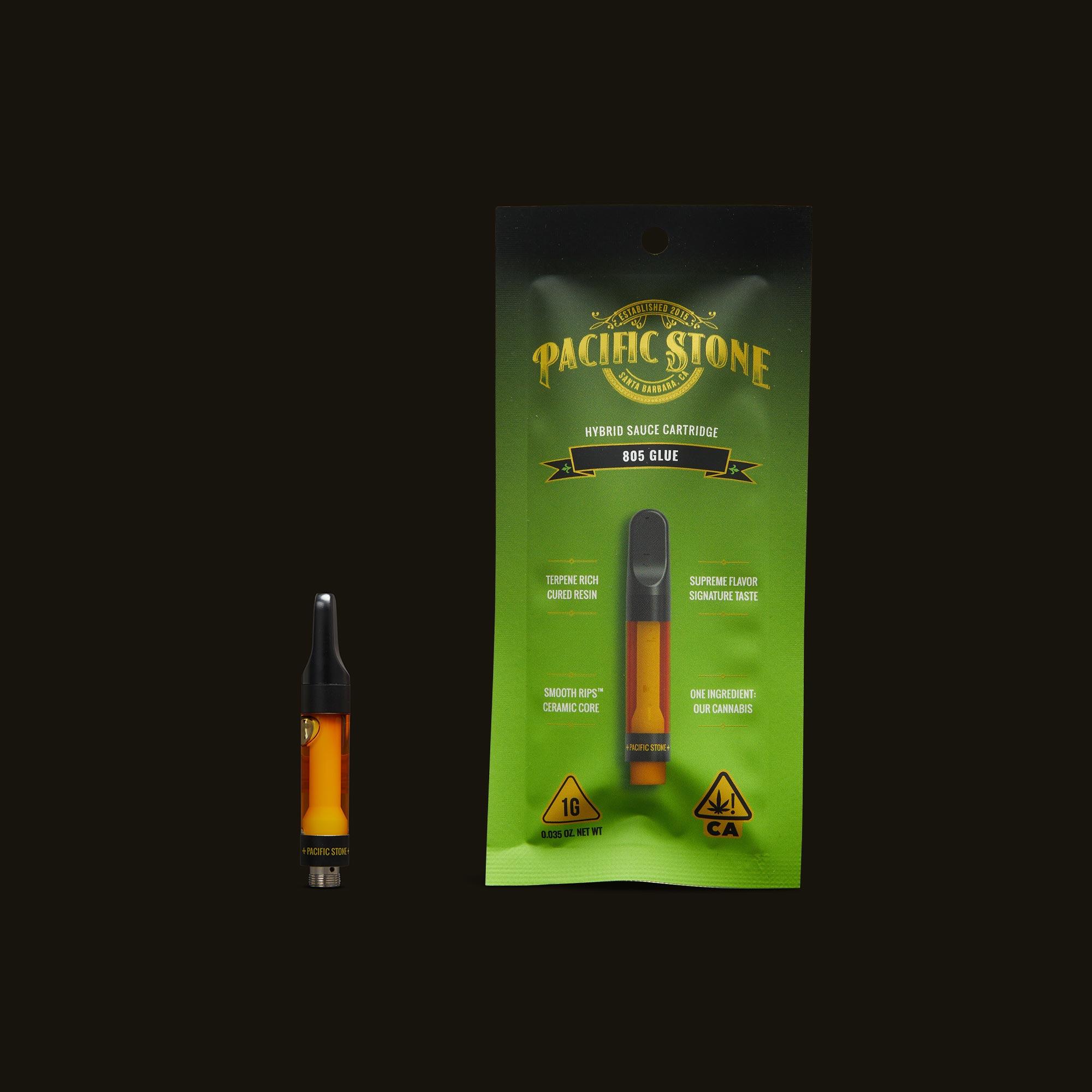 Pacific Stone 805 Glue Sauce Cartridge