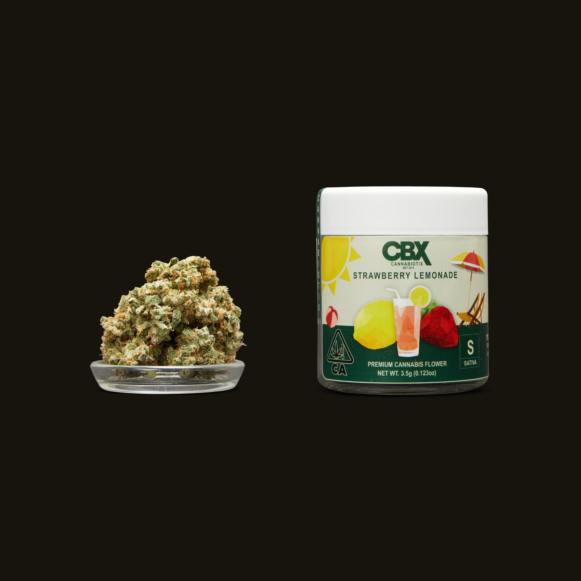 Cannabiotix (CBX) Strawberry Lemonade