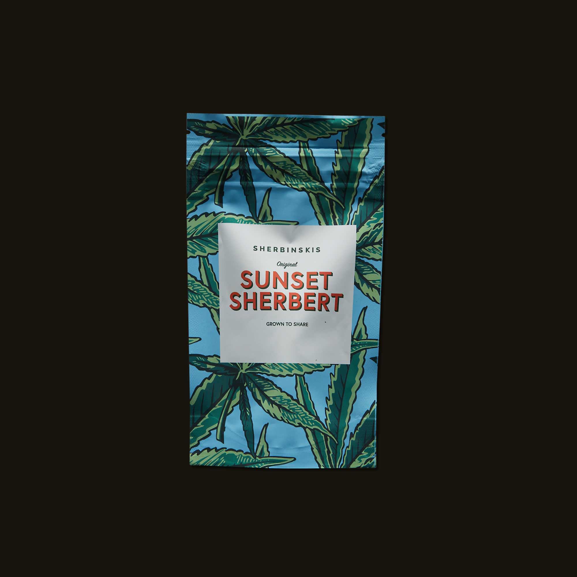 Sherbinskis Sunset Sherbert