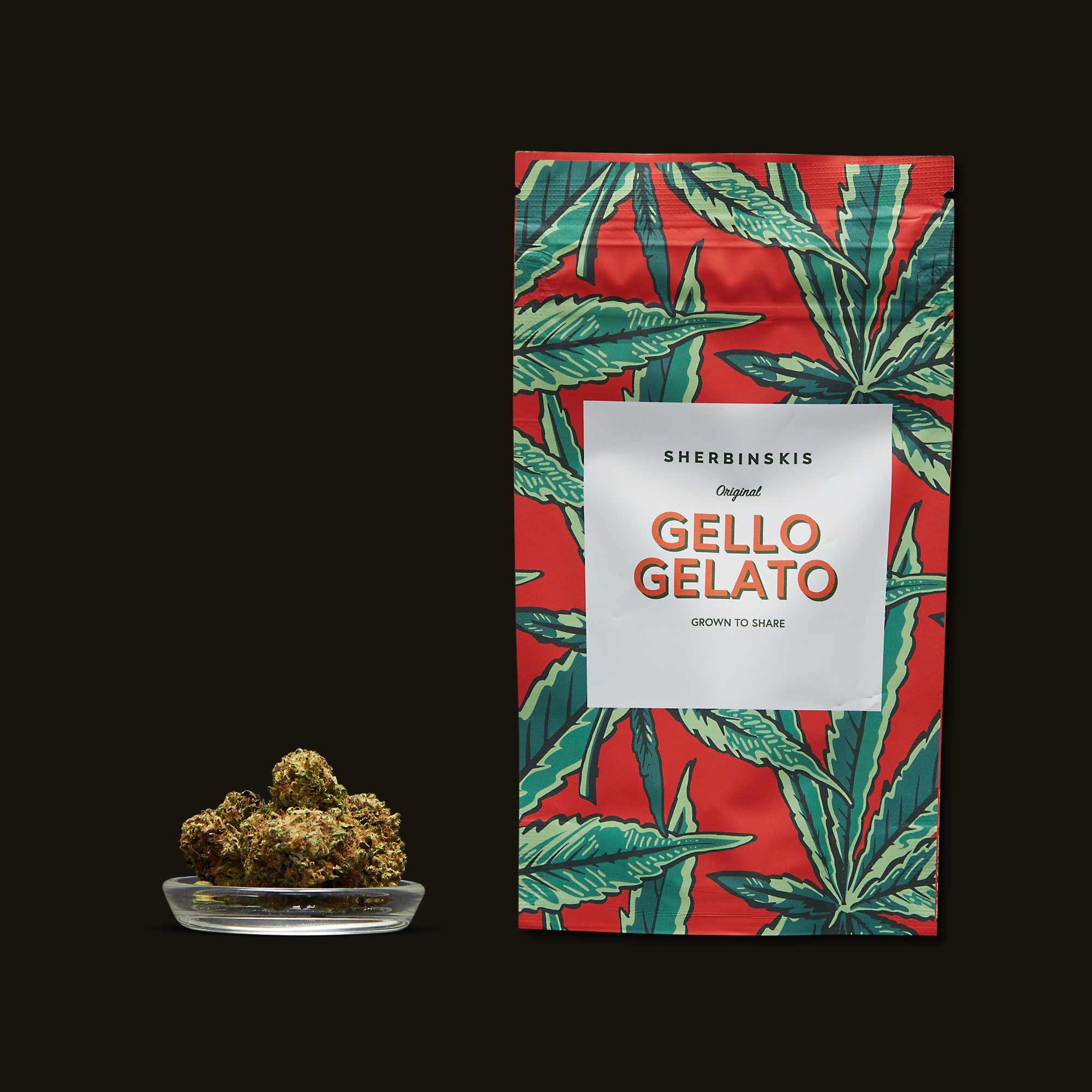 Sherbinskis Gello Gelato