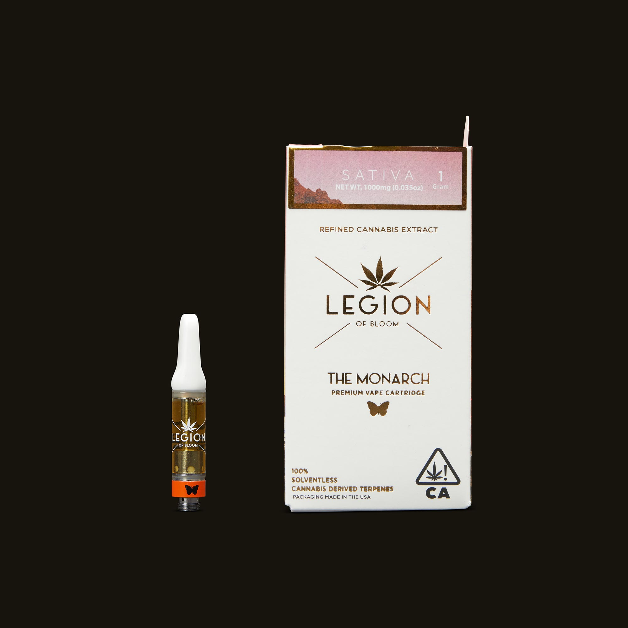 Legion of Bloom Iced Lemonade Monarch 1g