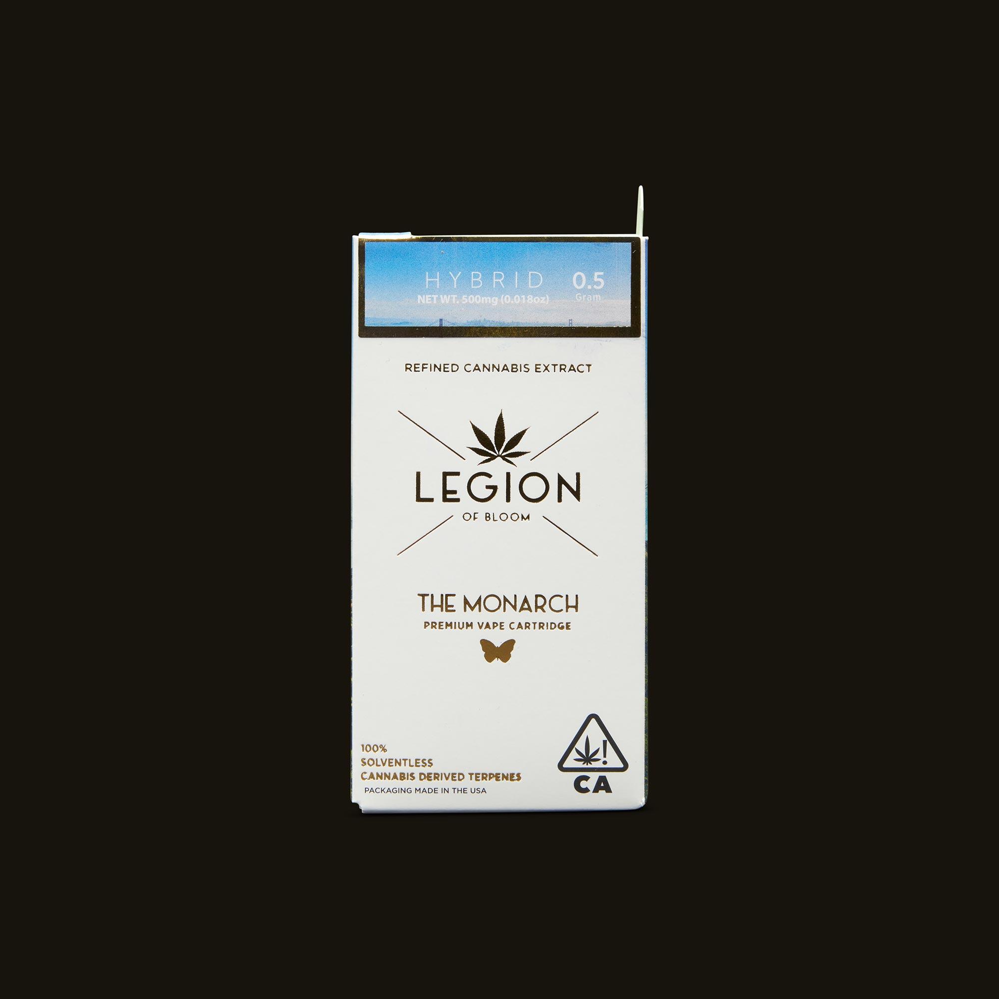 Legion of Bloom Banana OG Monarch .5g