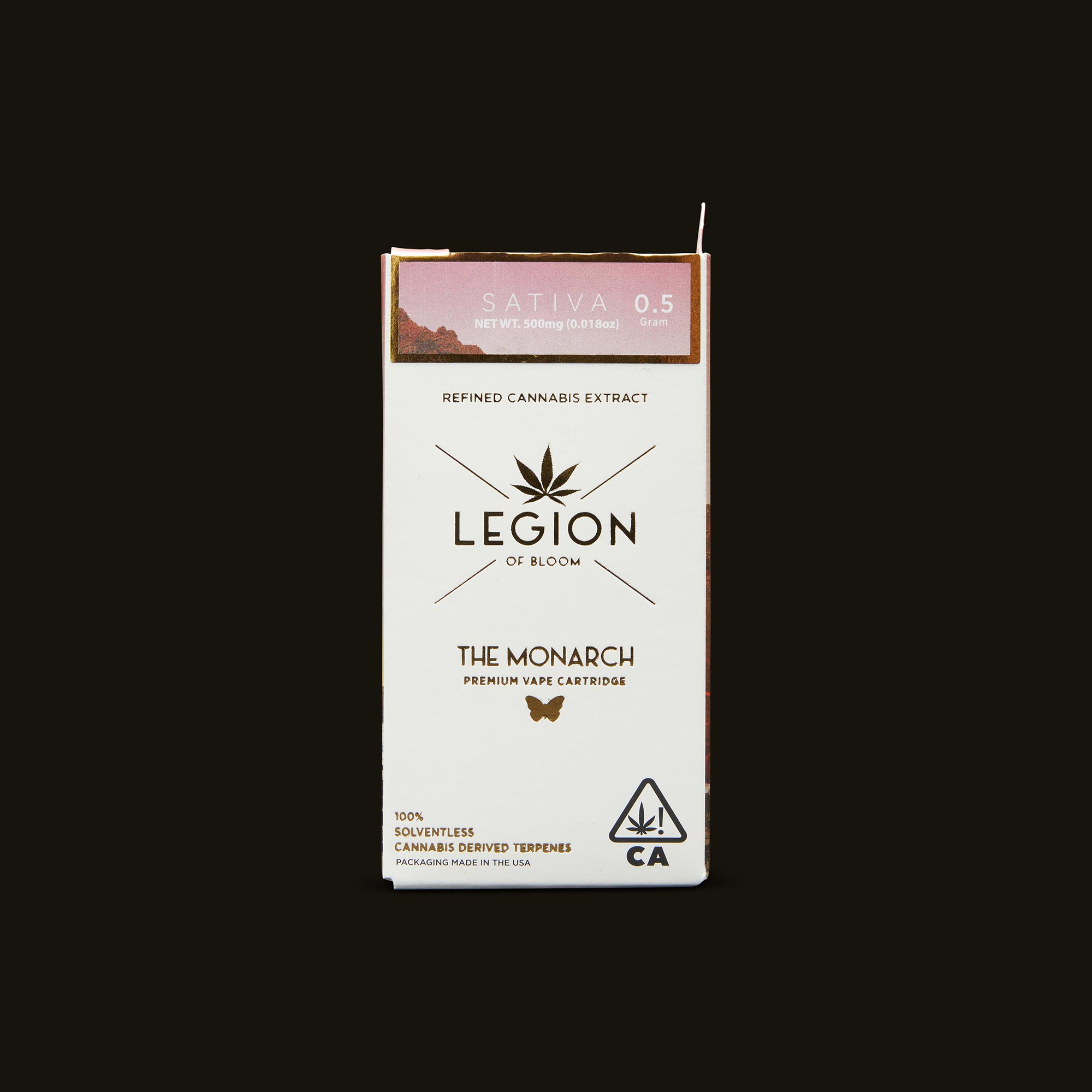 Legion of Bloom Island Sweet Skunk Monarch .5g