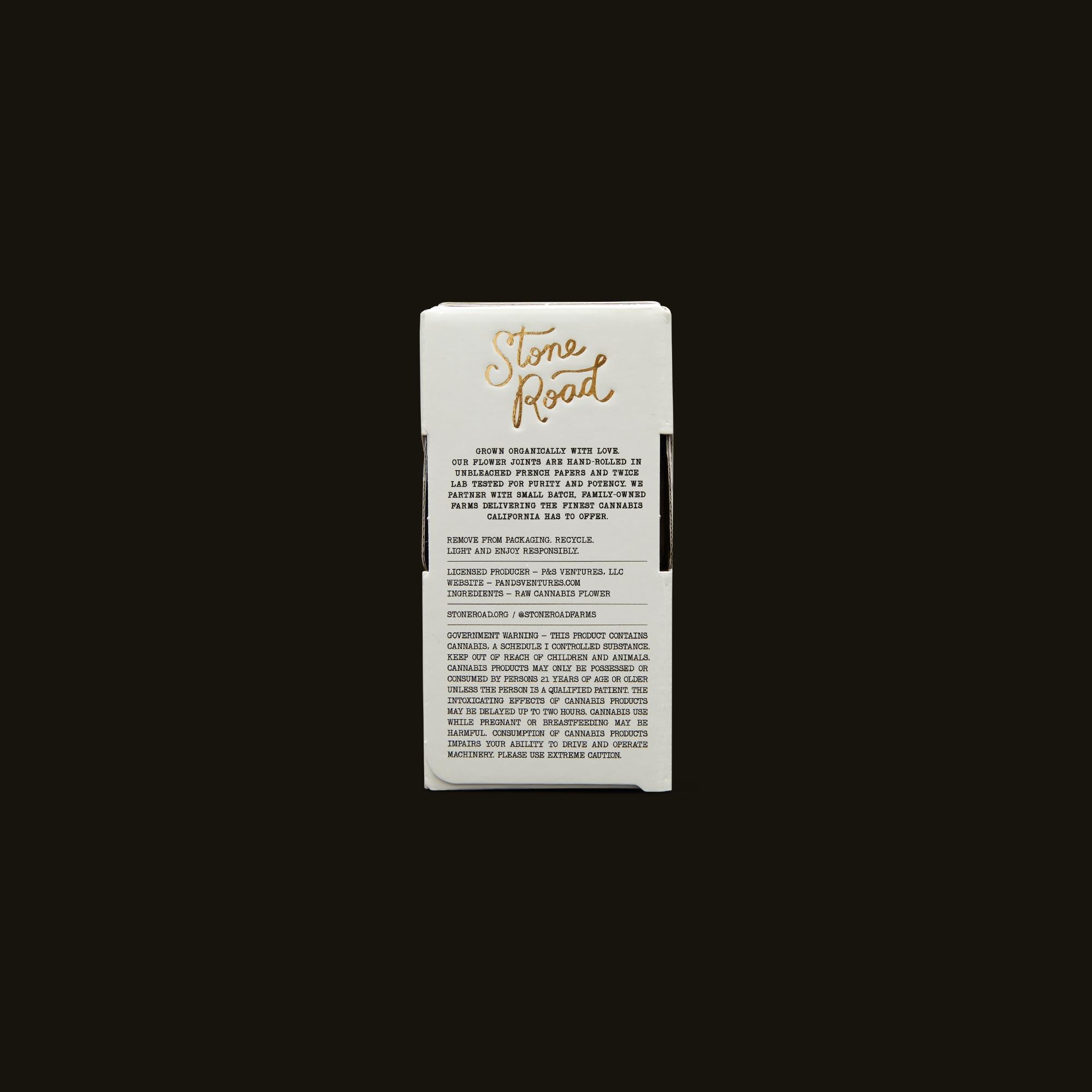 Stone Road Pre-Rolls - Lemon Jack Infused Pre-Roll Pack