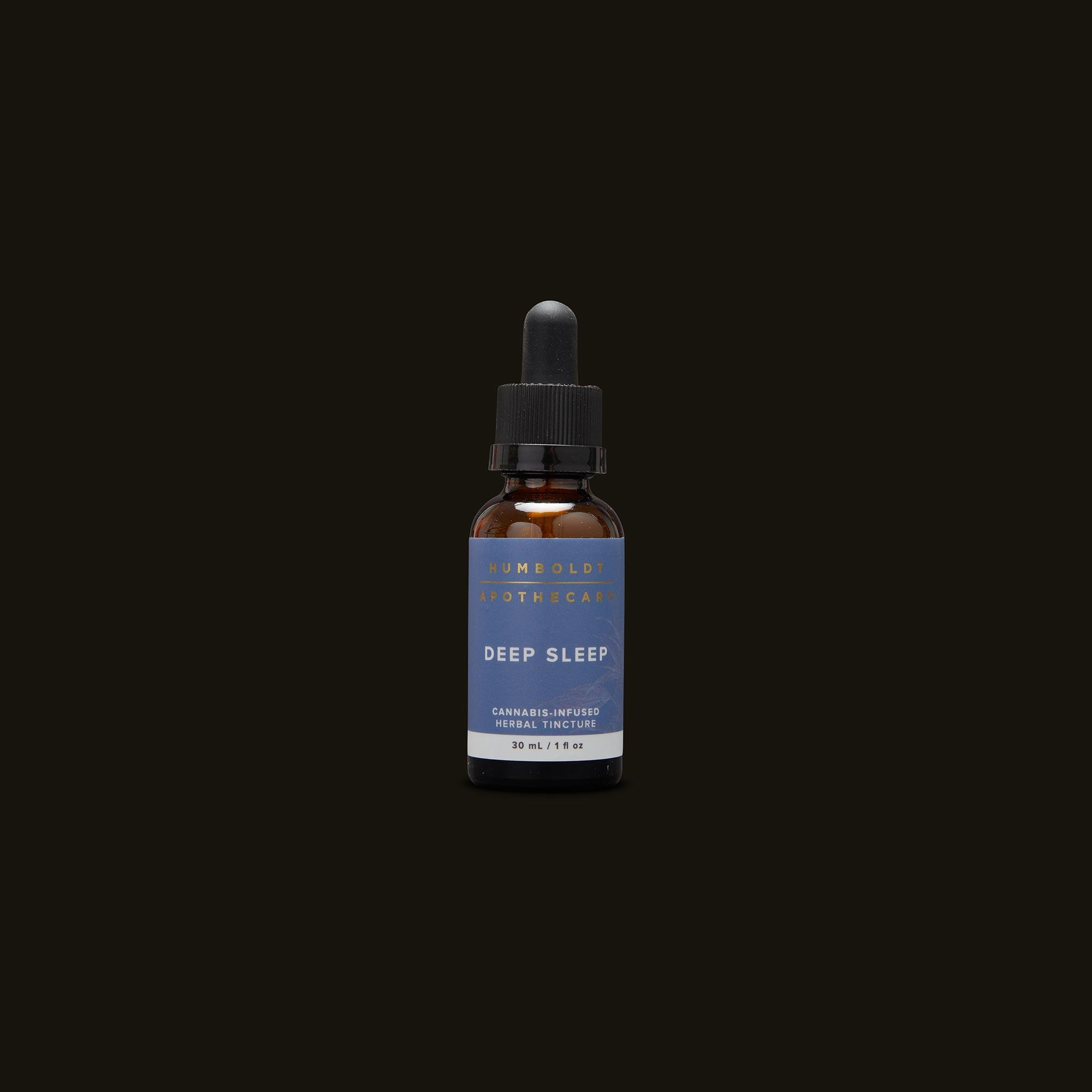 Humboldt Apothecary Deep Sleep Front Tincture