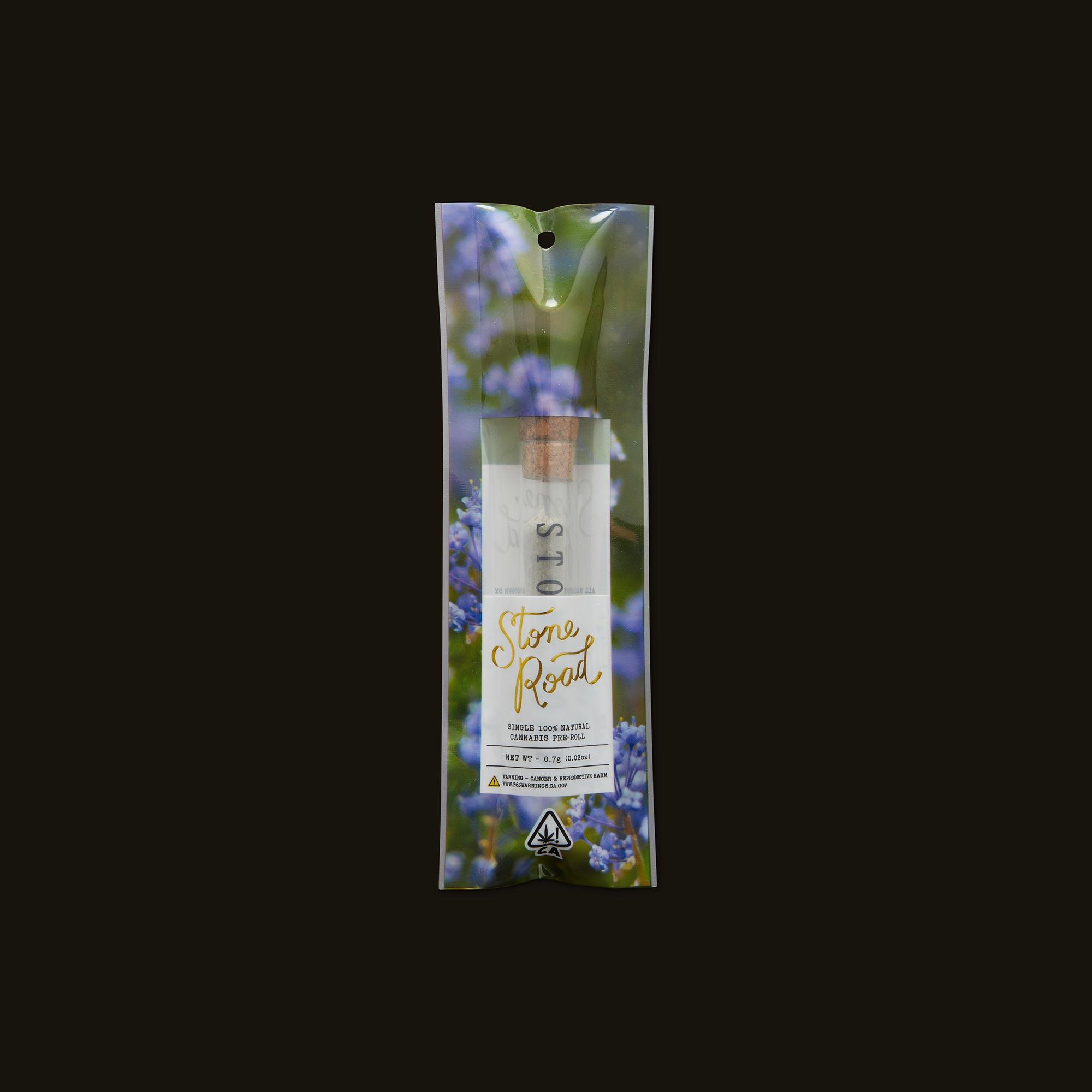 Blueberry Haze Pre-Roll - 0.7g