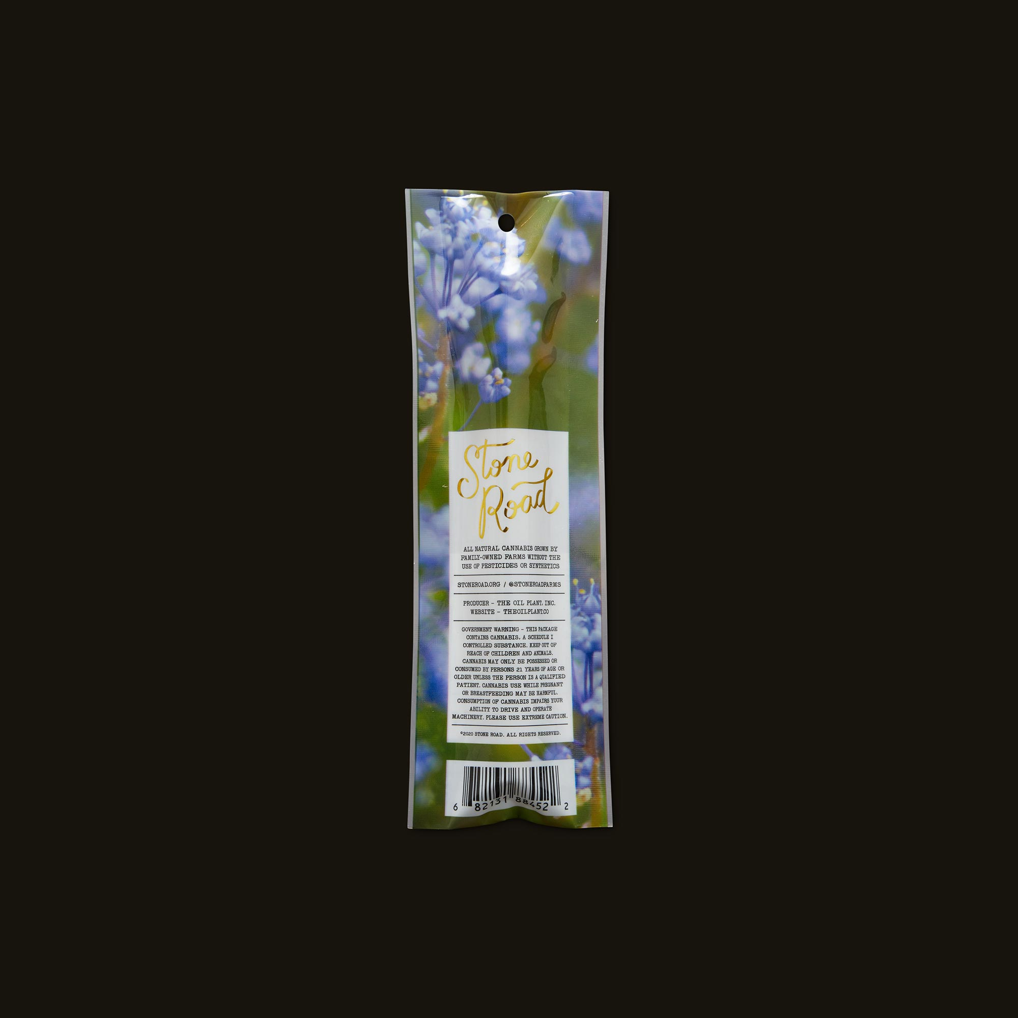 Stone Road Pre-Rolls - Blueberry Haze Pre-Roll