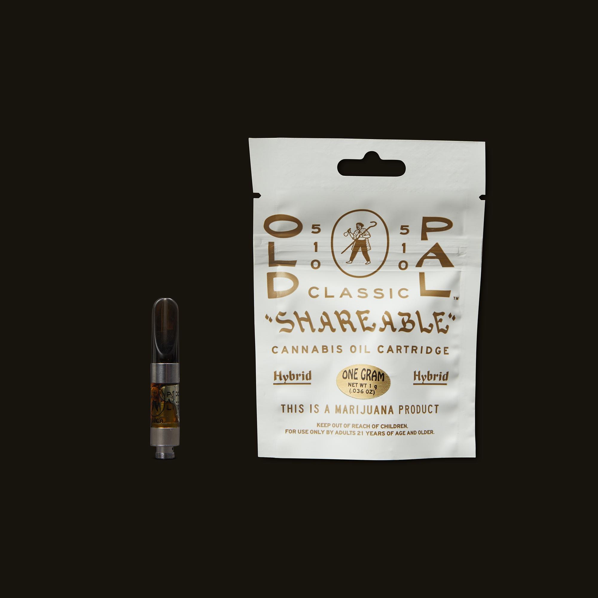 OLD PAL GSC Cartridge - 1g