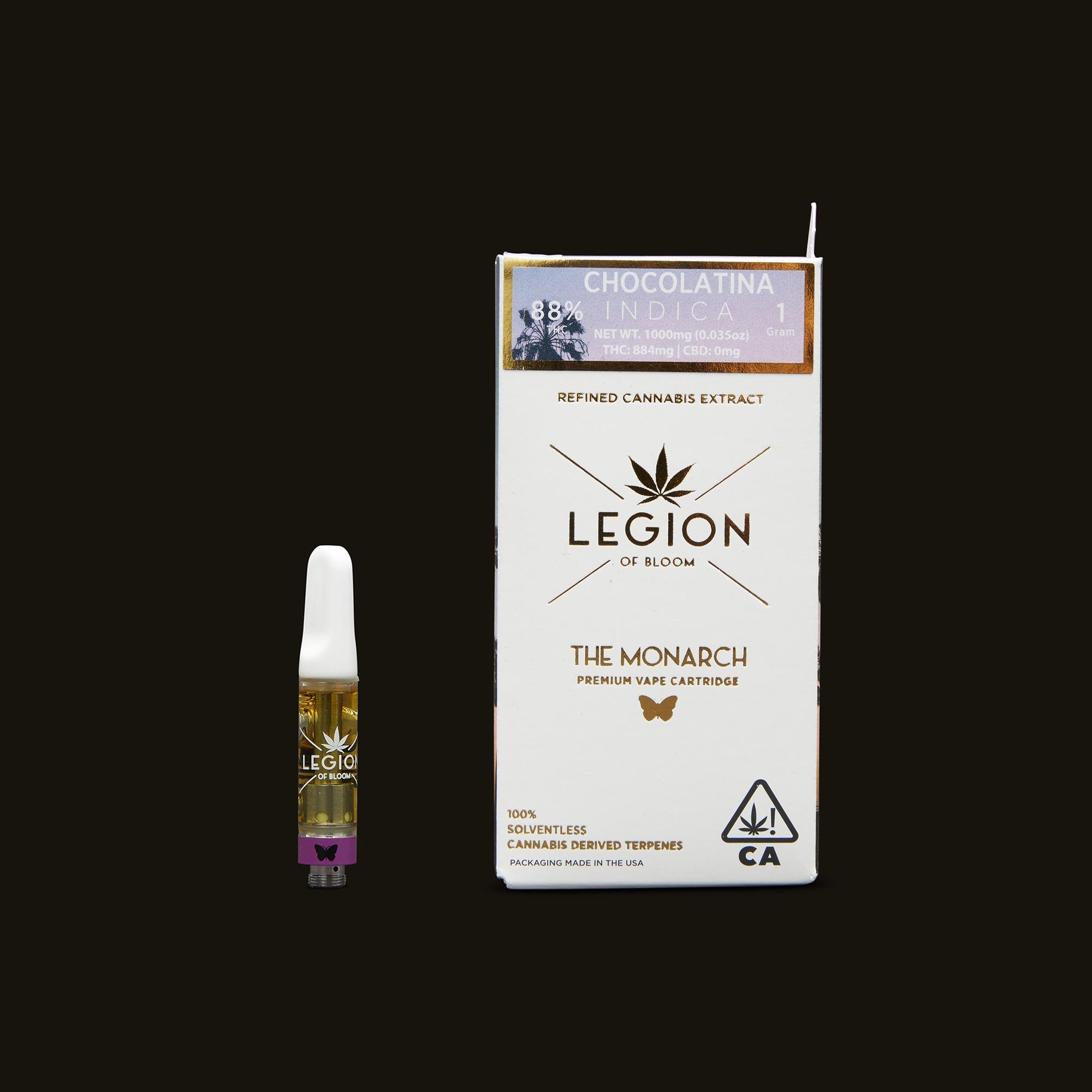 Legion of Bloom Chocolatina Monarch 1g