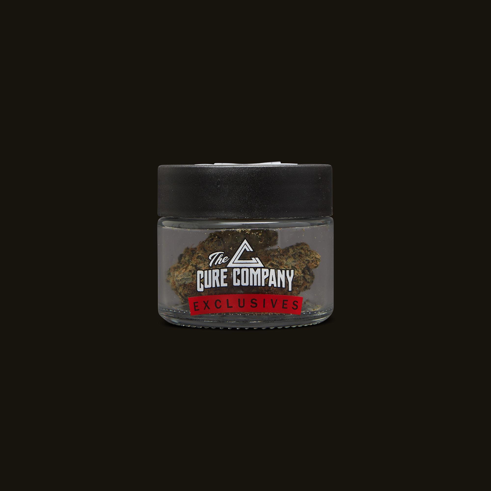 The Cure Company Curelato Jar