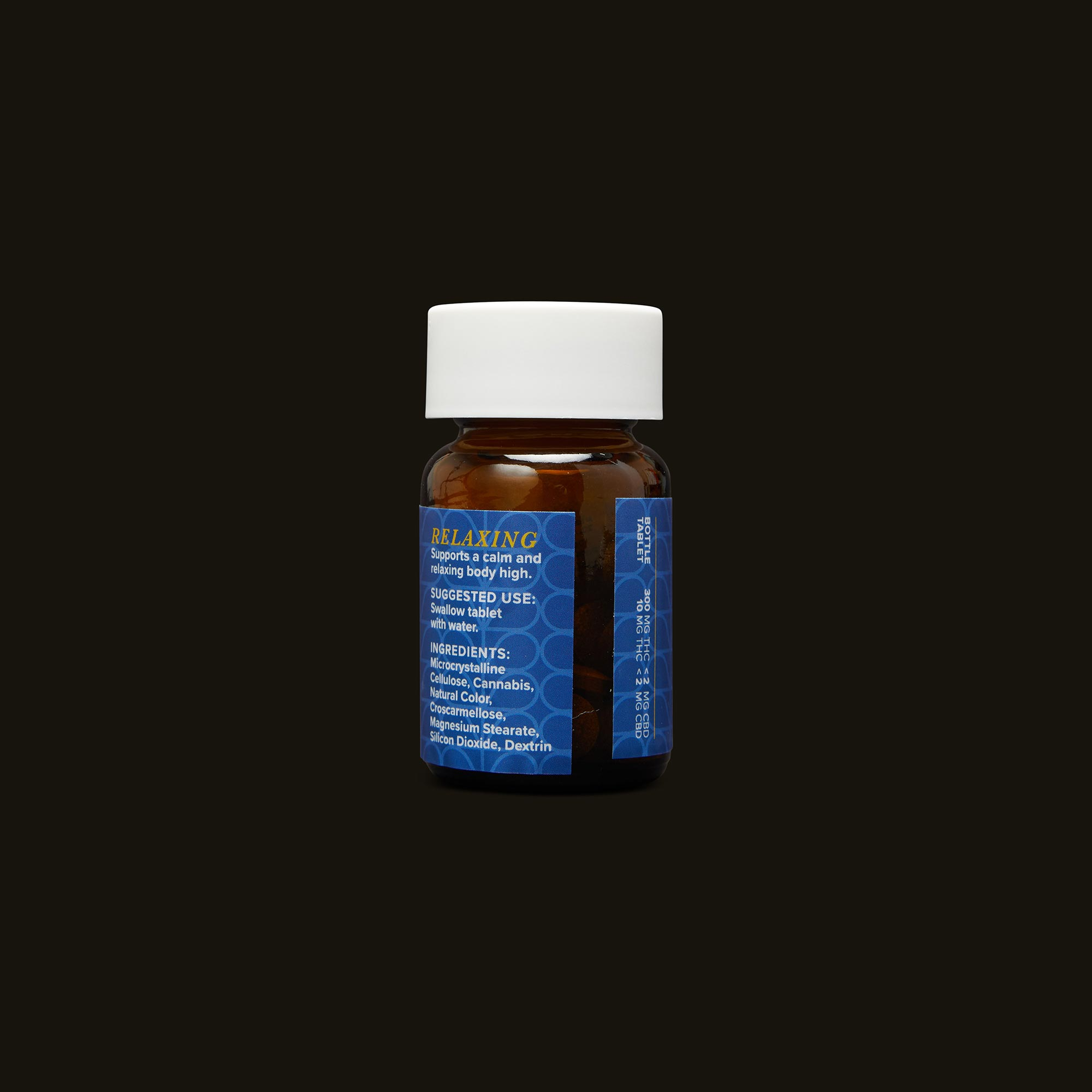 Humboldt Apothecary Indica Tablets Ingredients