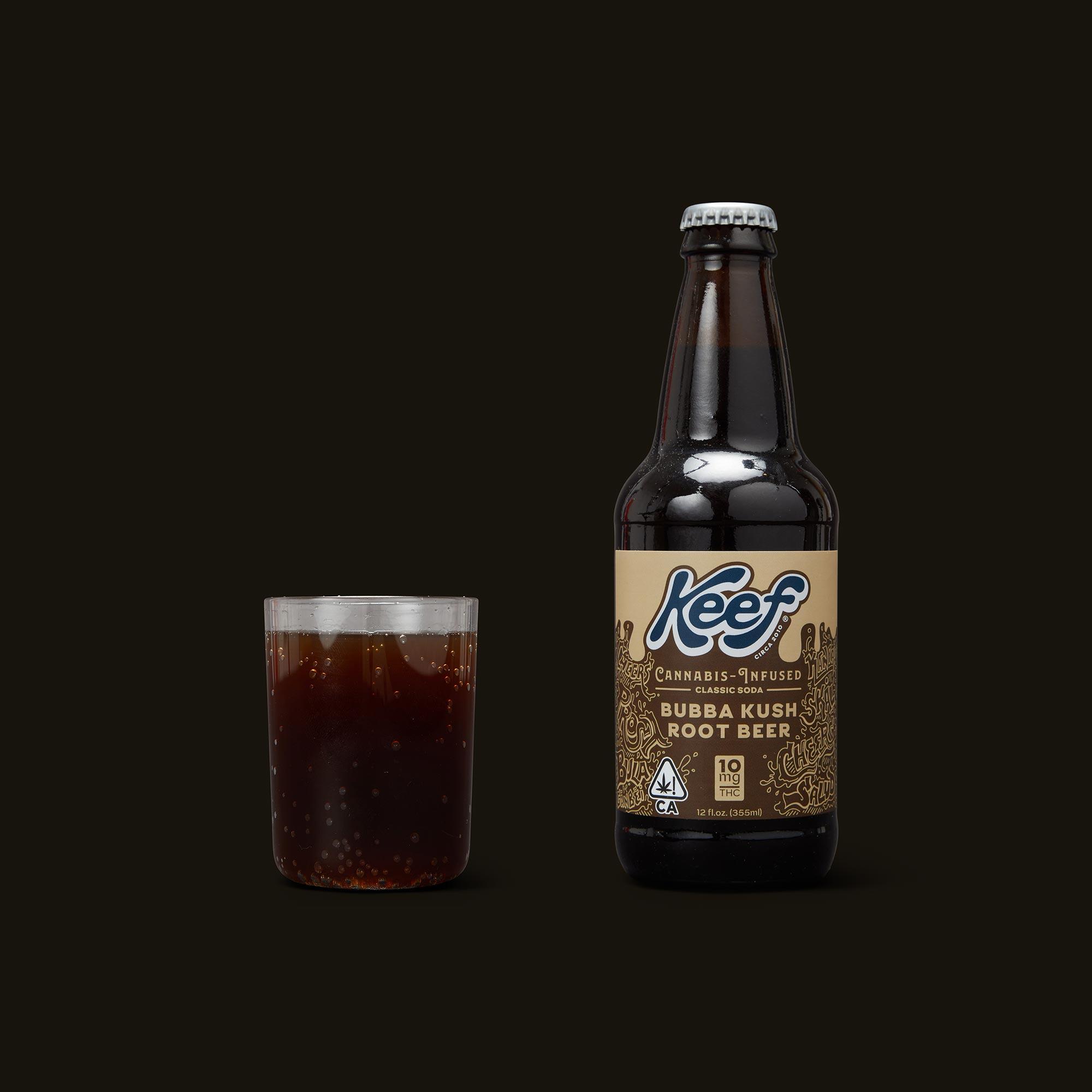 Keef Cola Bubba Kush Root Beer