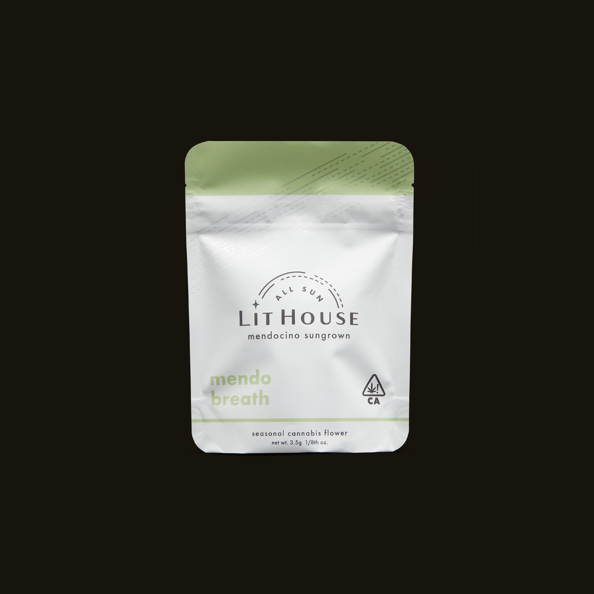 LitHouse All Sun - Mendo Breath Front Packaging
