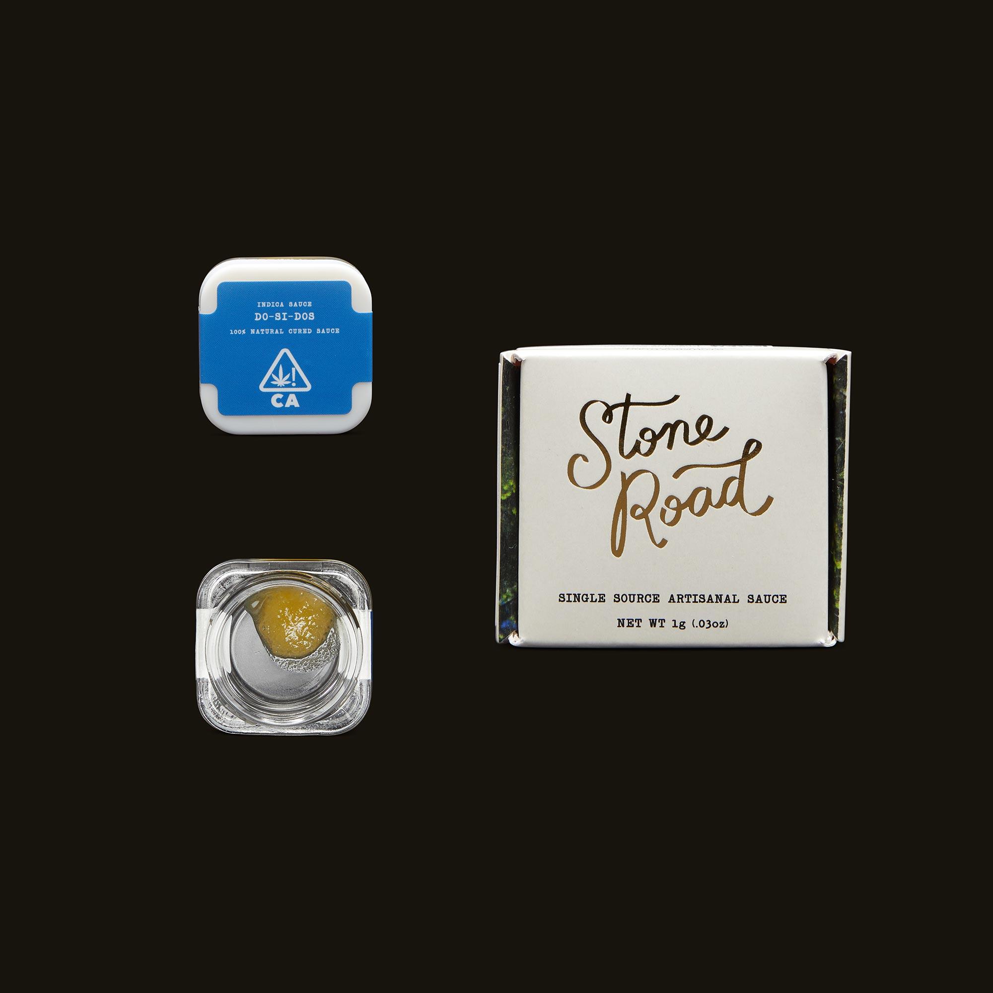 Stone Road Do-Si-Dos Indica Sauce