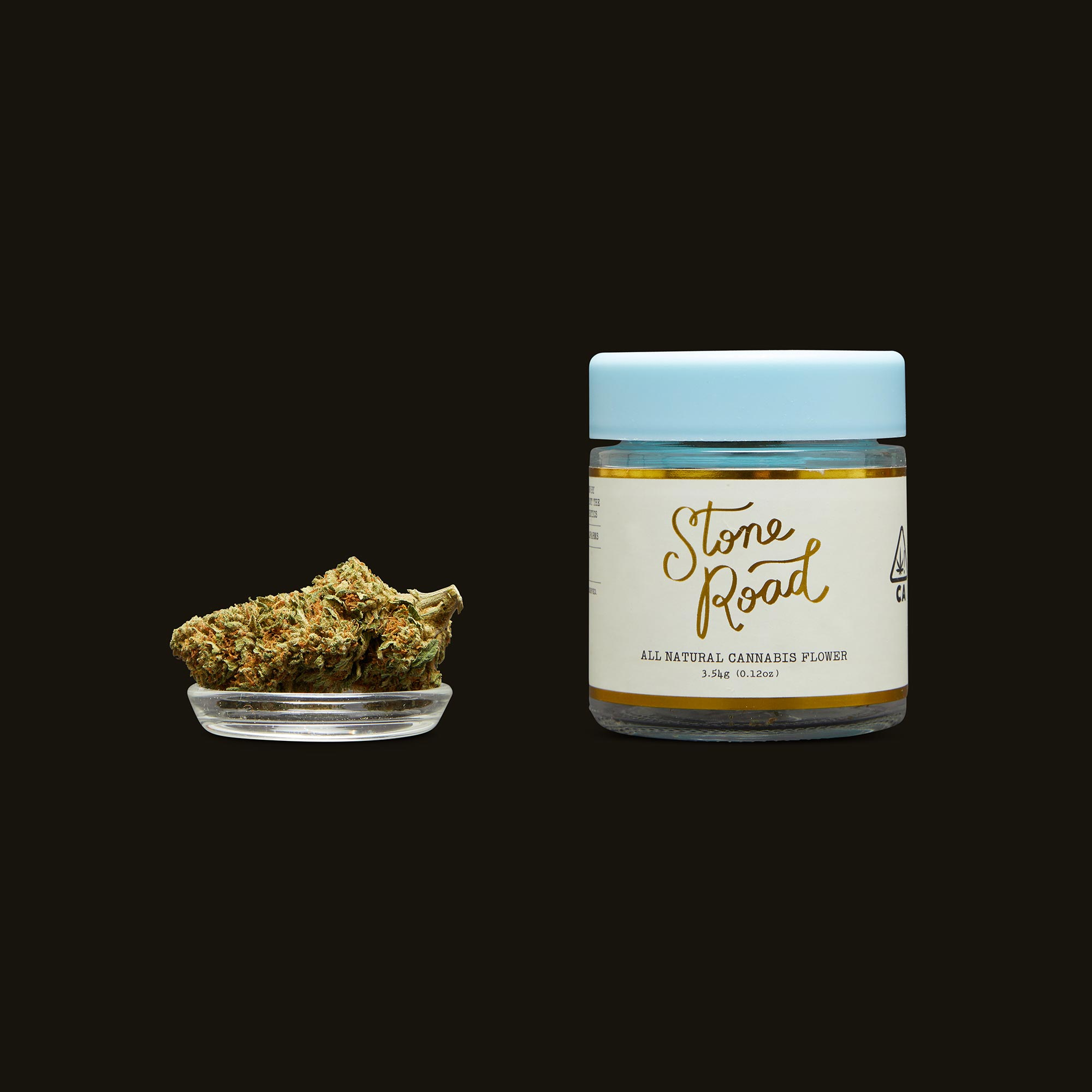 Stone Road Dad Weed Sour Grape