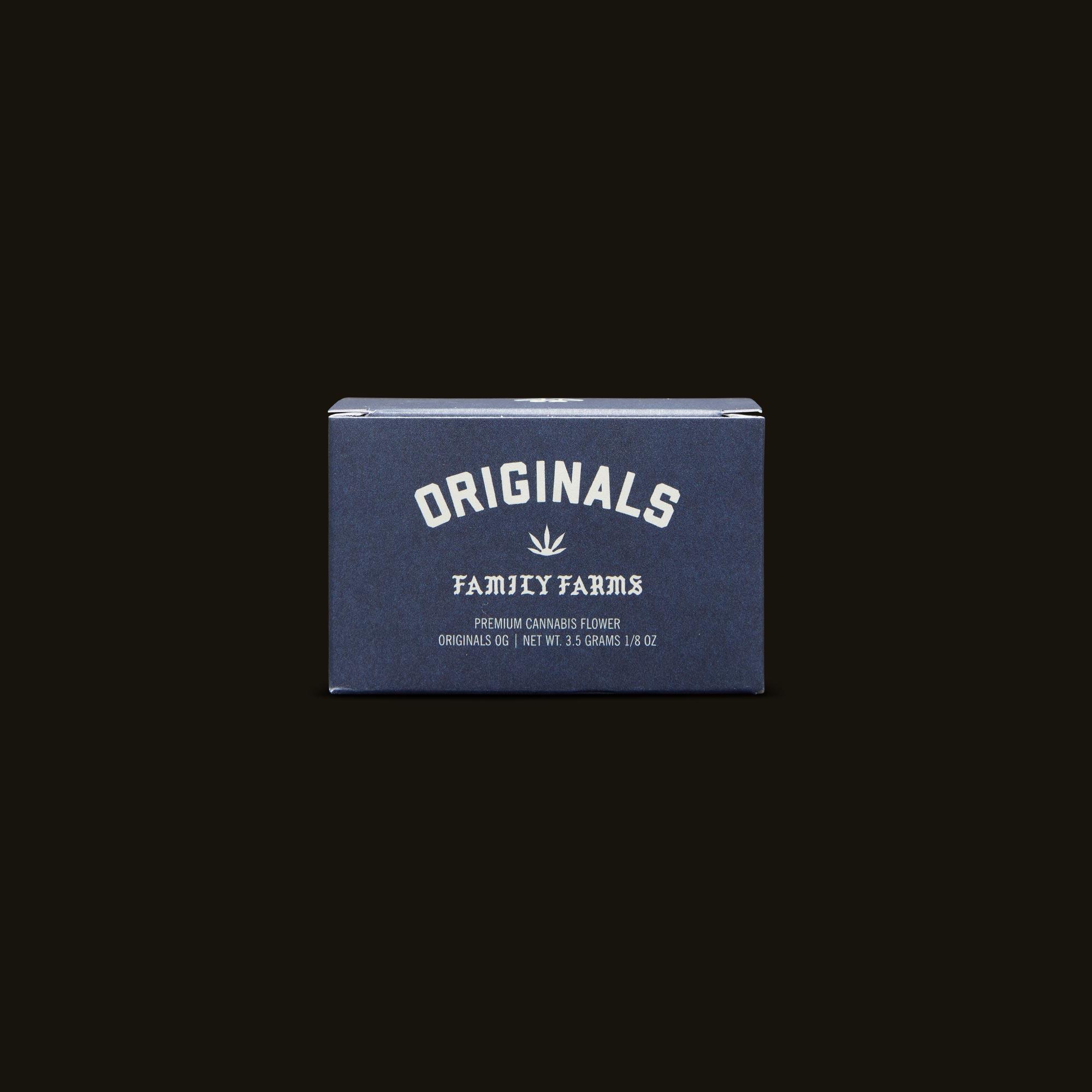 Originals Originals OG Front Packaging