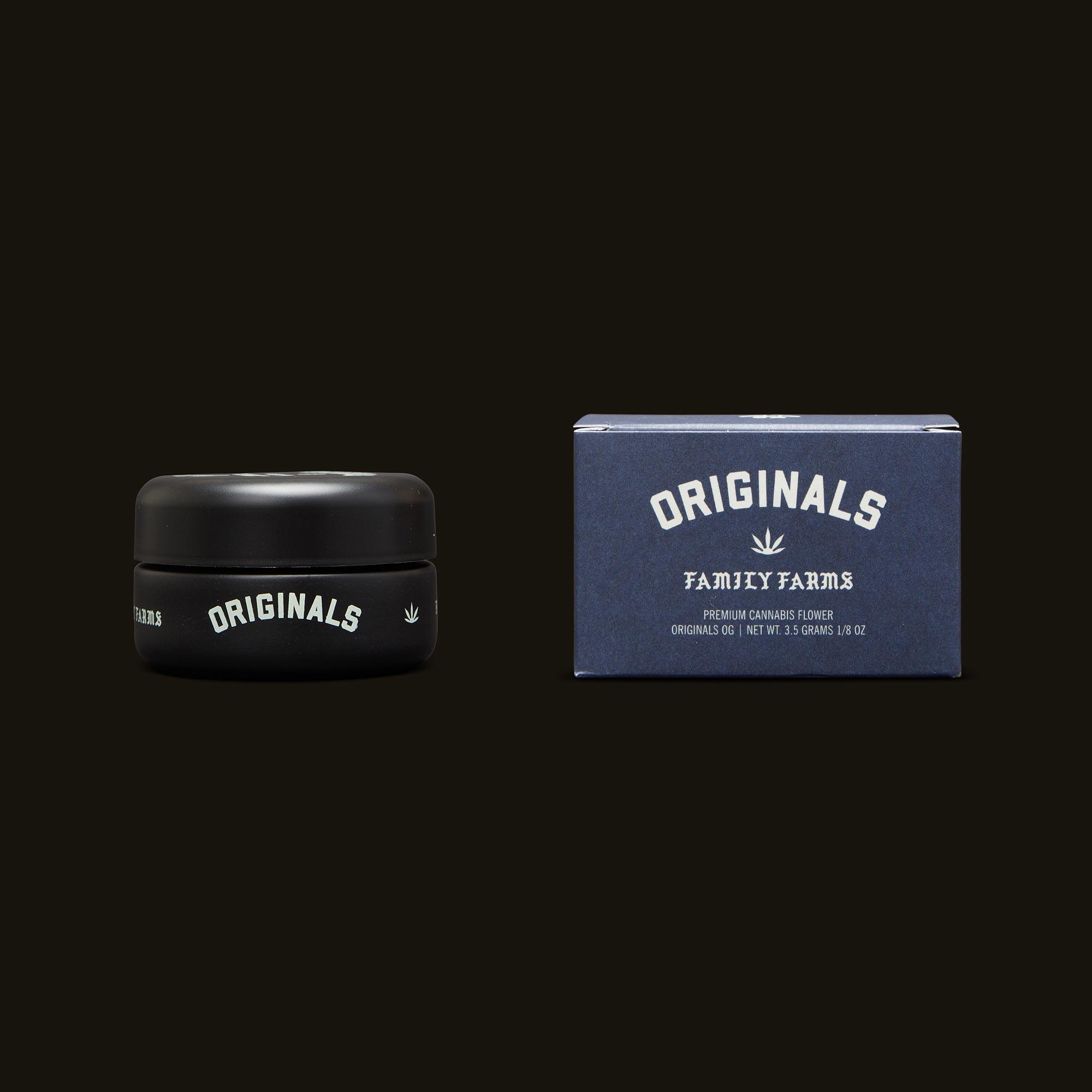 Originals Originals OG Jar and Packaging