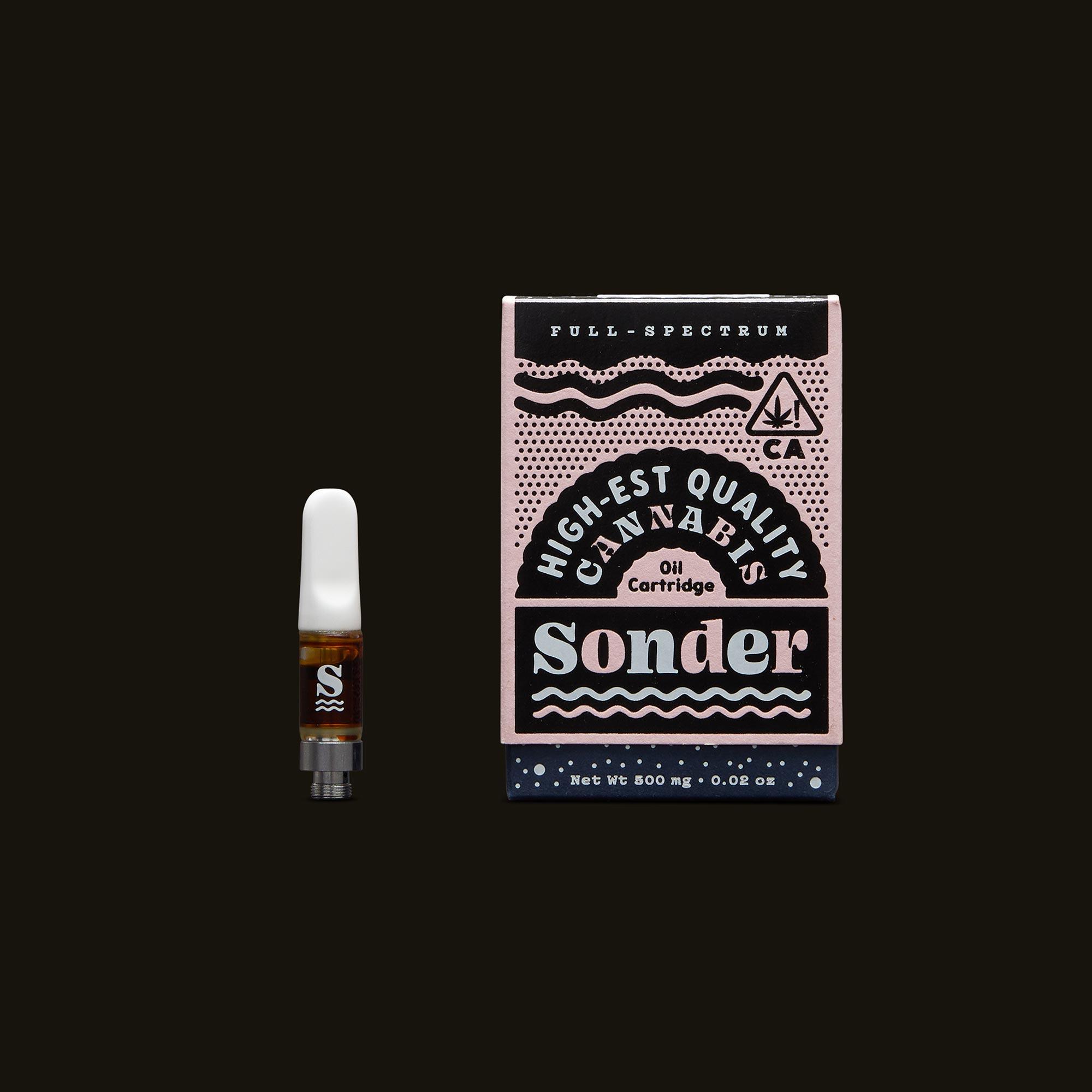 Sonder Blast Off Cartridge